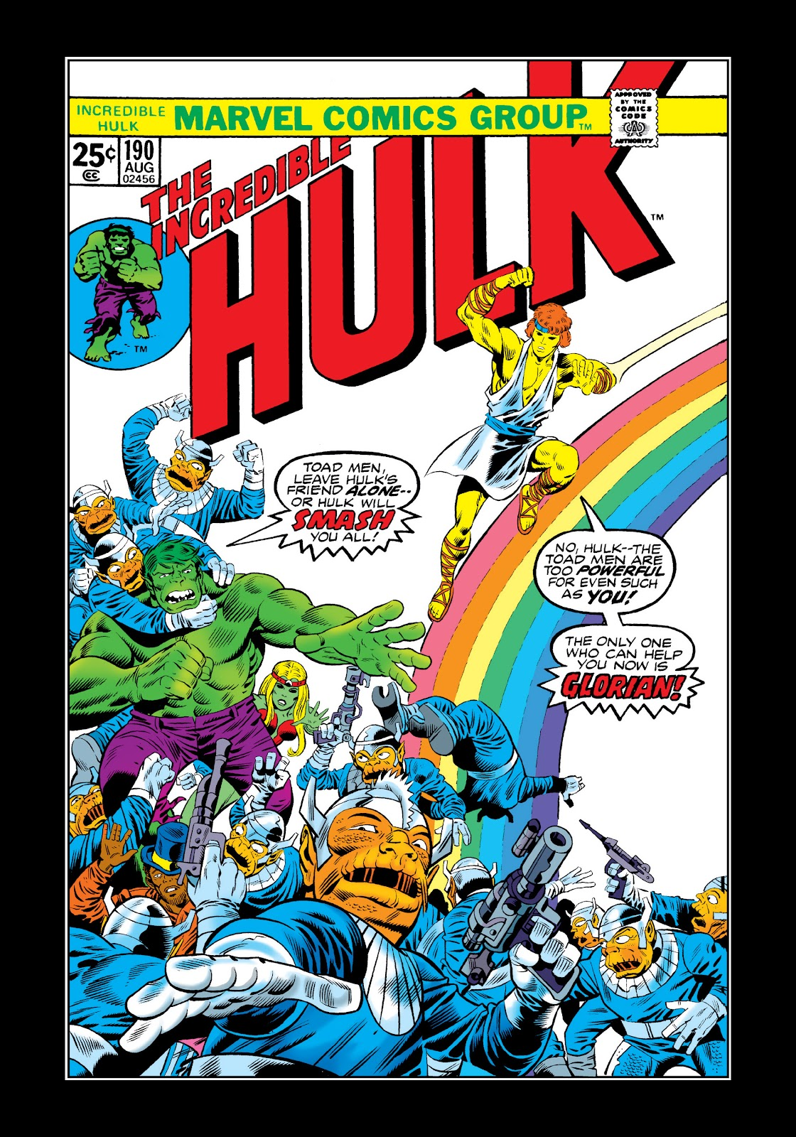 Read online Marvel Masterworks: The Incredible Hulk comic -  Issue # TPB 11 (Part 2) - 20