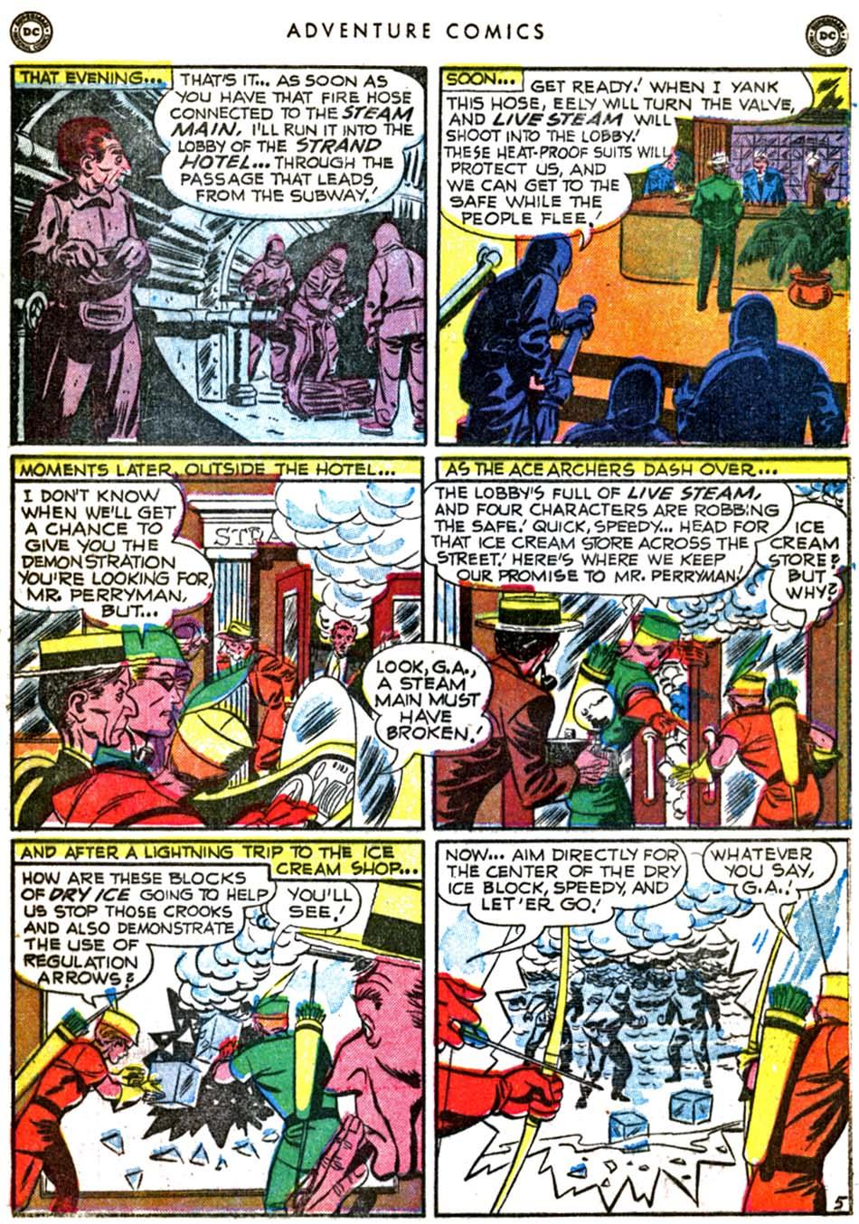 Read online Adventure Comics (1938) comic -  Issue #160 - 43