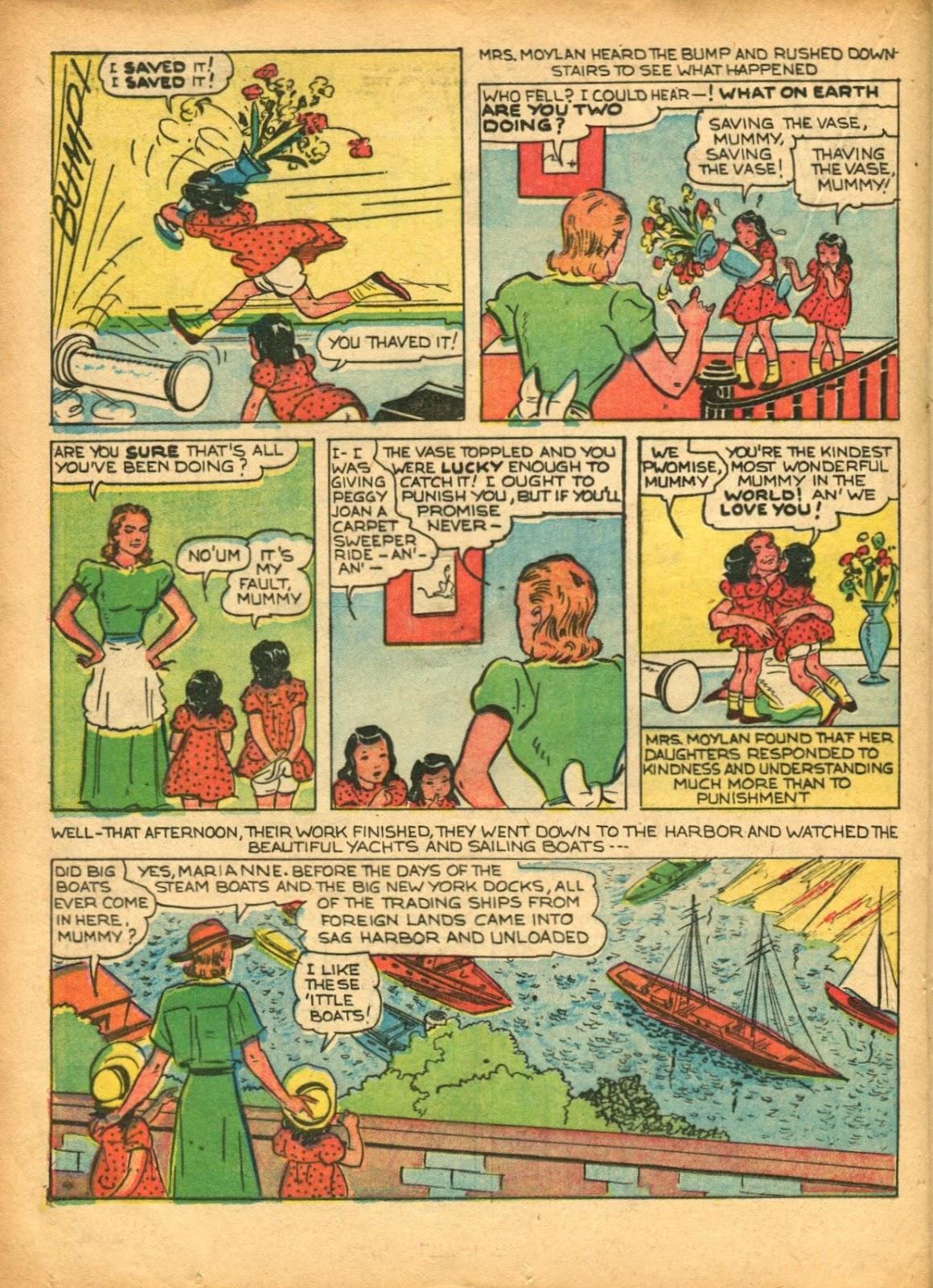 Read online Super-Magician Comics comic -  Issue #5 - 37