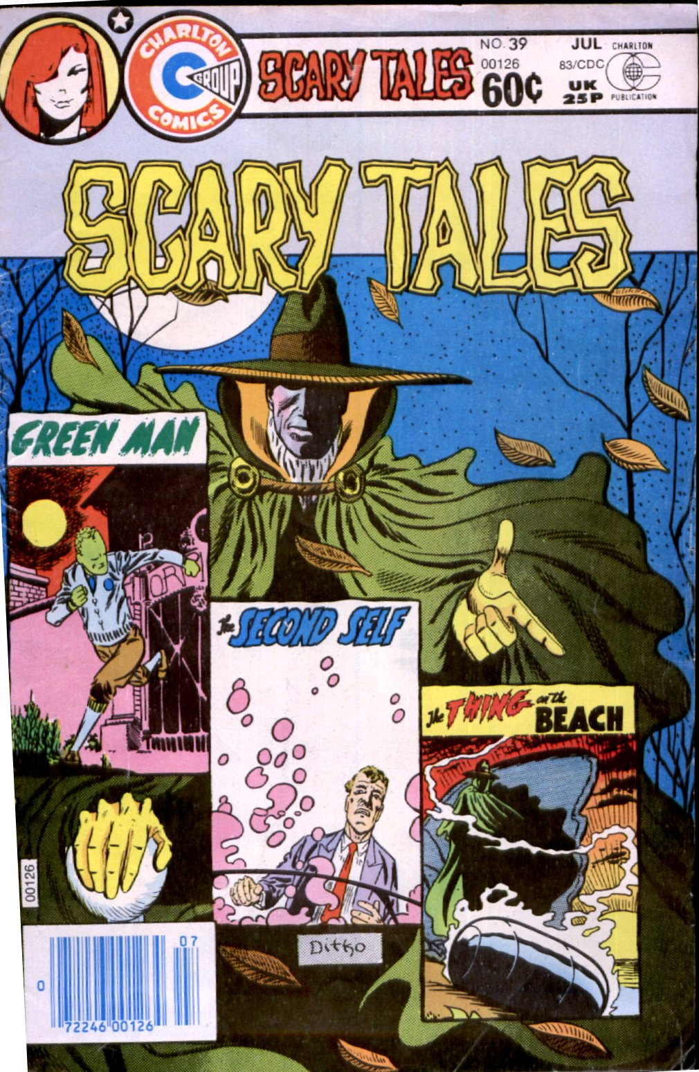 Read online Scary Tales comic -  Issue #39 - 1