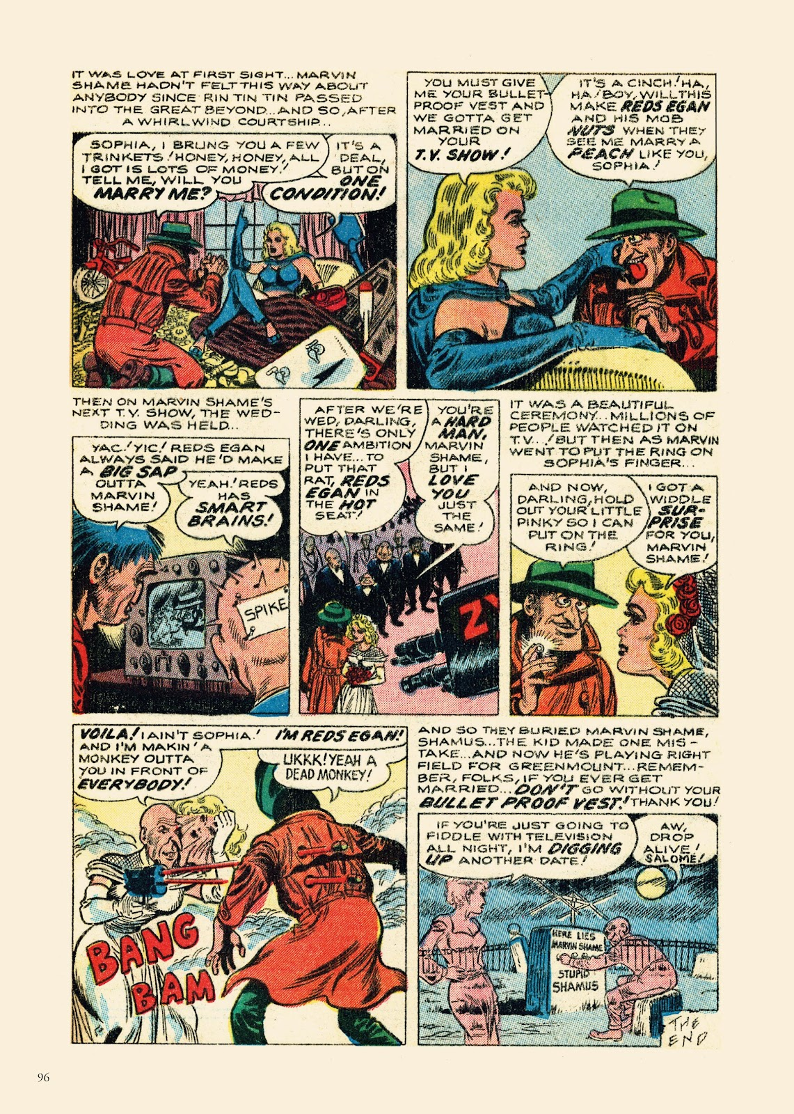 Read online Sincerest Form of Parody: The Best 1950s MAD-Inspired Satirical Comics comic -  Issue # TPB (Part 1) - 97