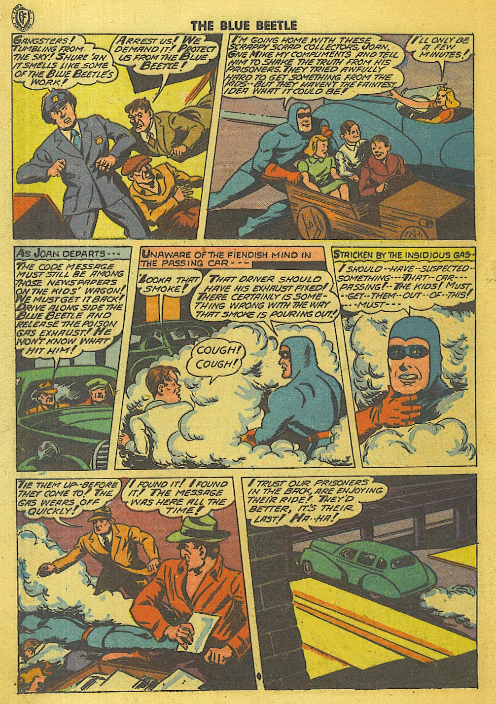 The Blue Beetle issue 35 - Page 39