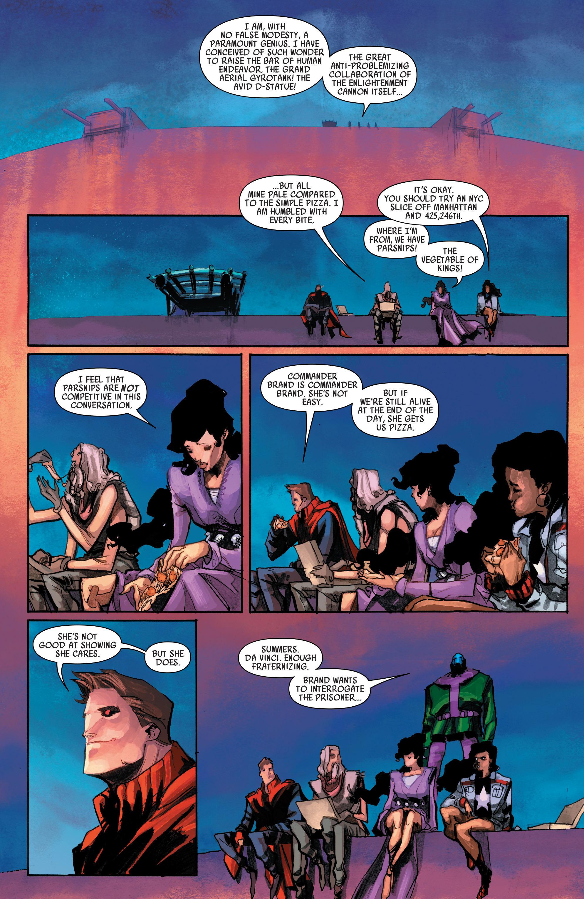 Read online Siege (2015) comic -  Issue #4 - 6