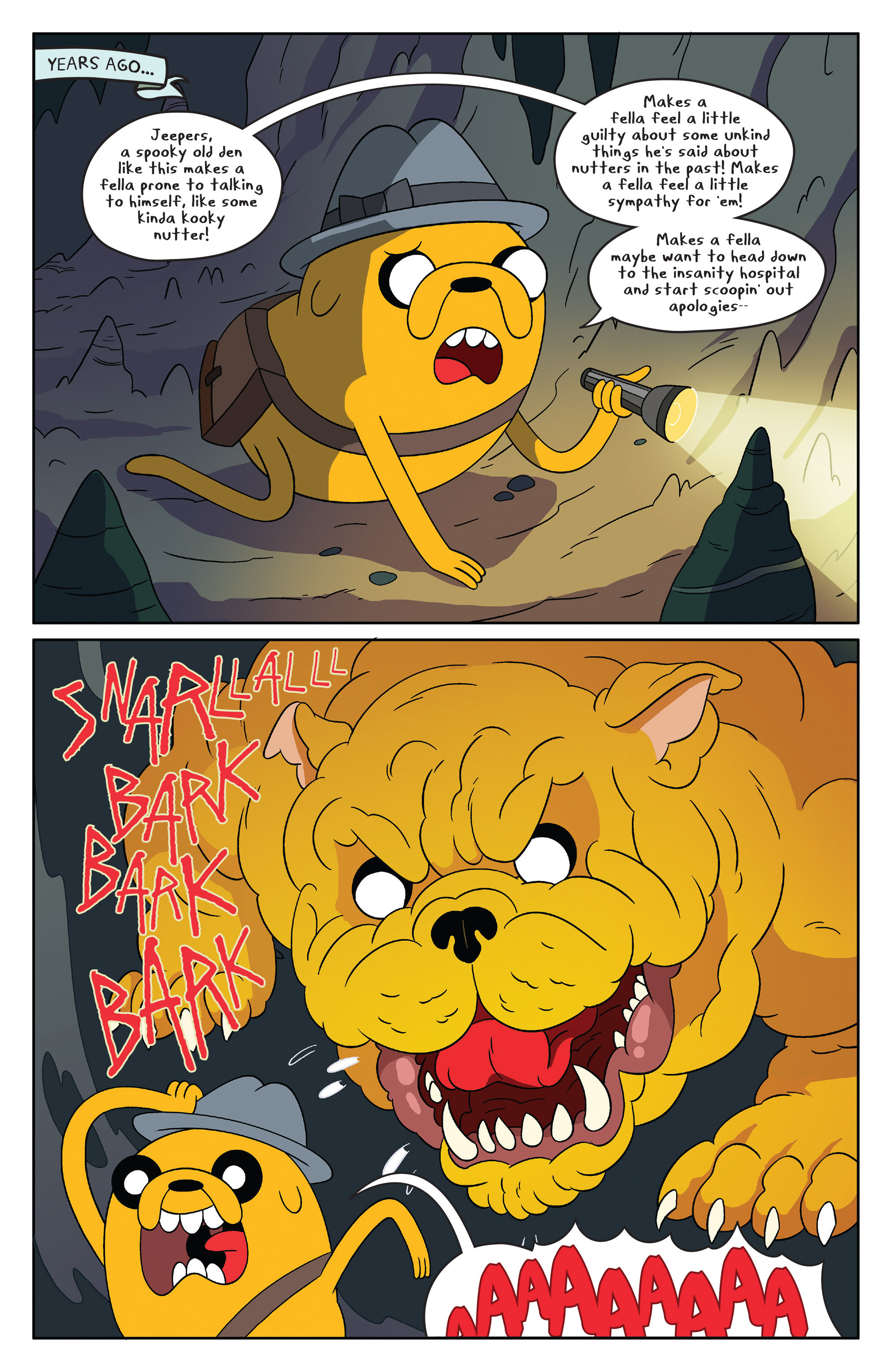 Read online Adventure Time comic -  Issue #48 - 3