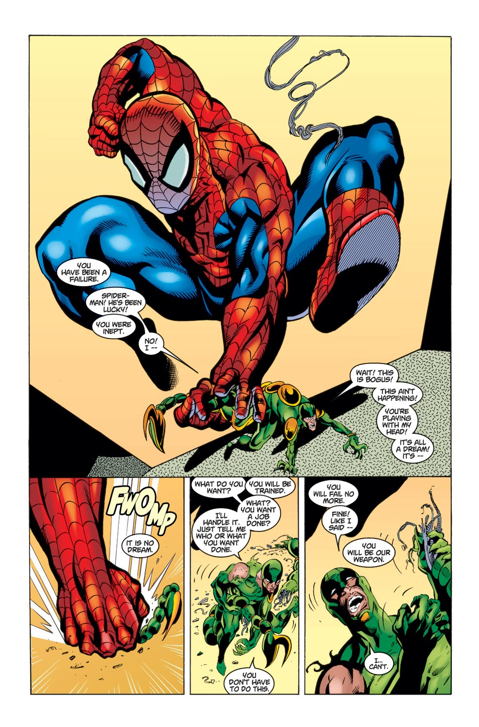 The Amazing Spider-Man (1999) 1 Page 32