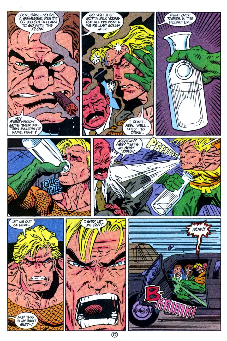 Read online Aquaman: Time and Tide comic -  Issue #1 - 18