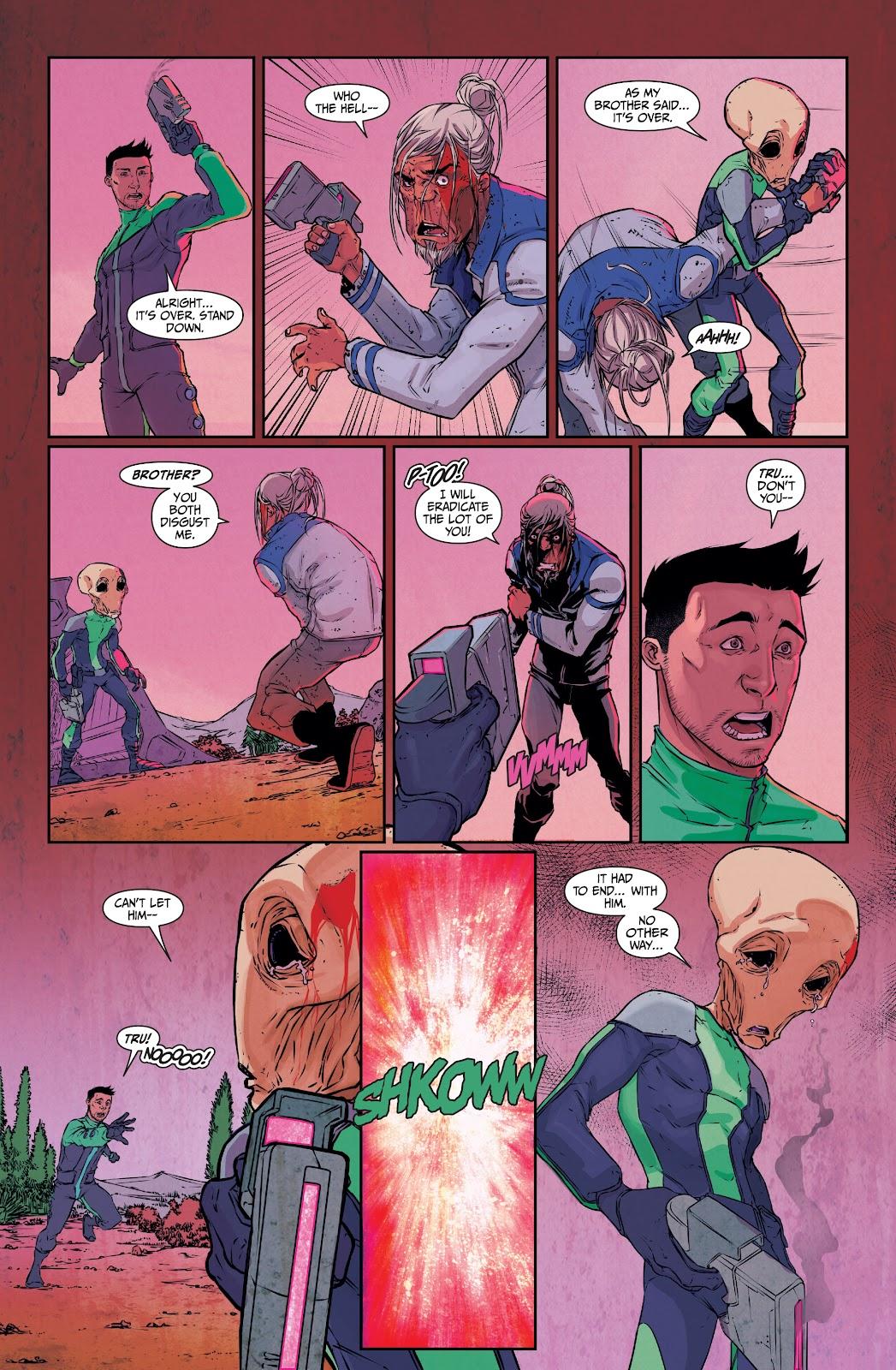 Exilium issue 6 - Page 44