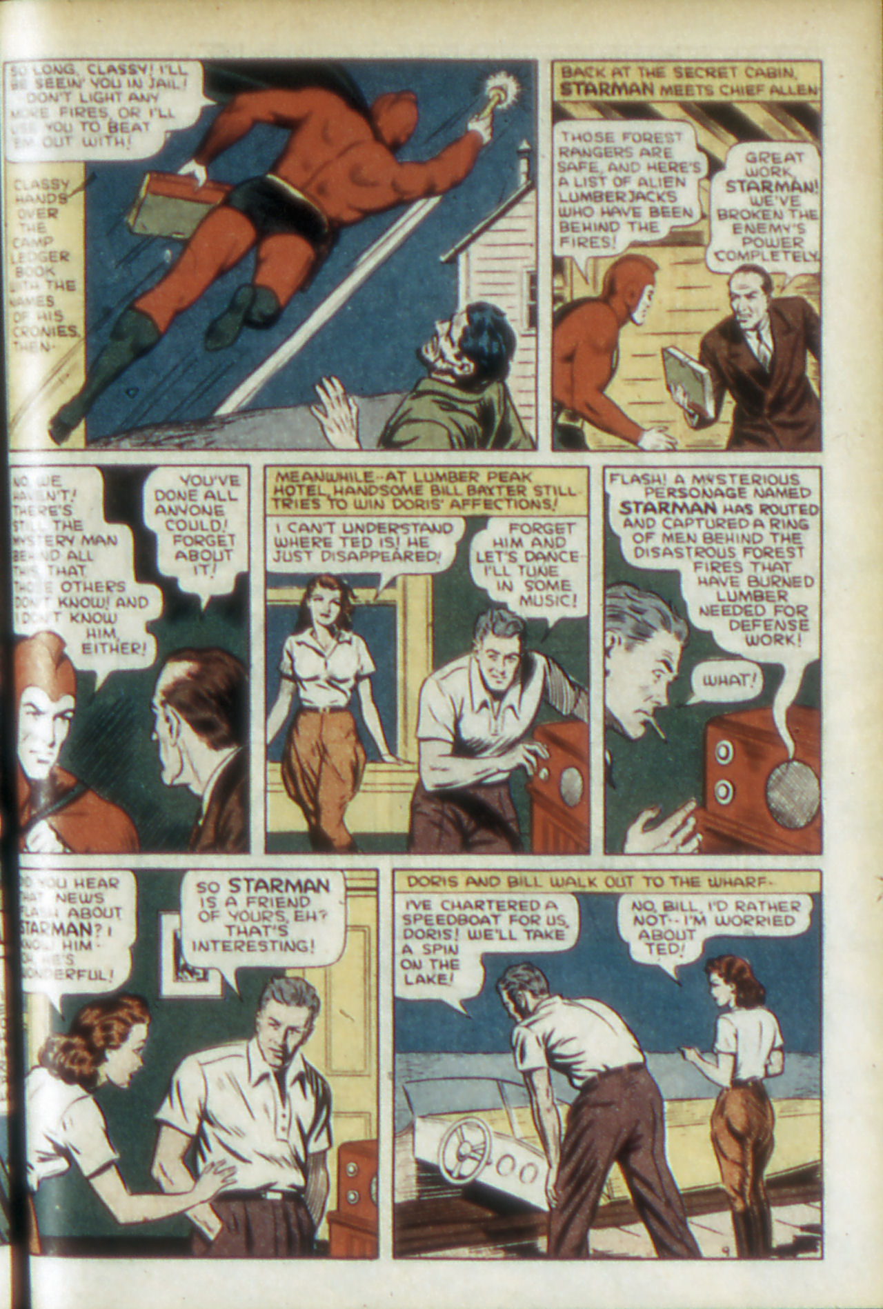 Read online Adventure Comics (1938) comic -  Issue #68 - 12