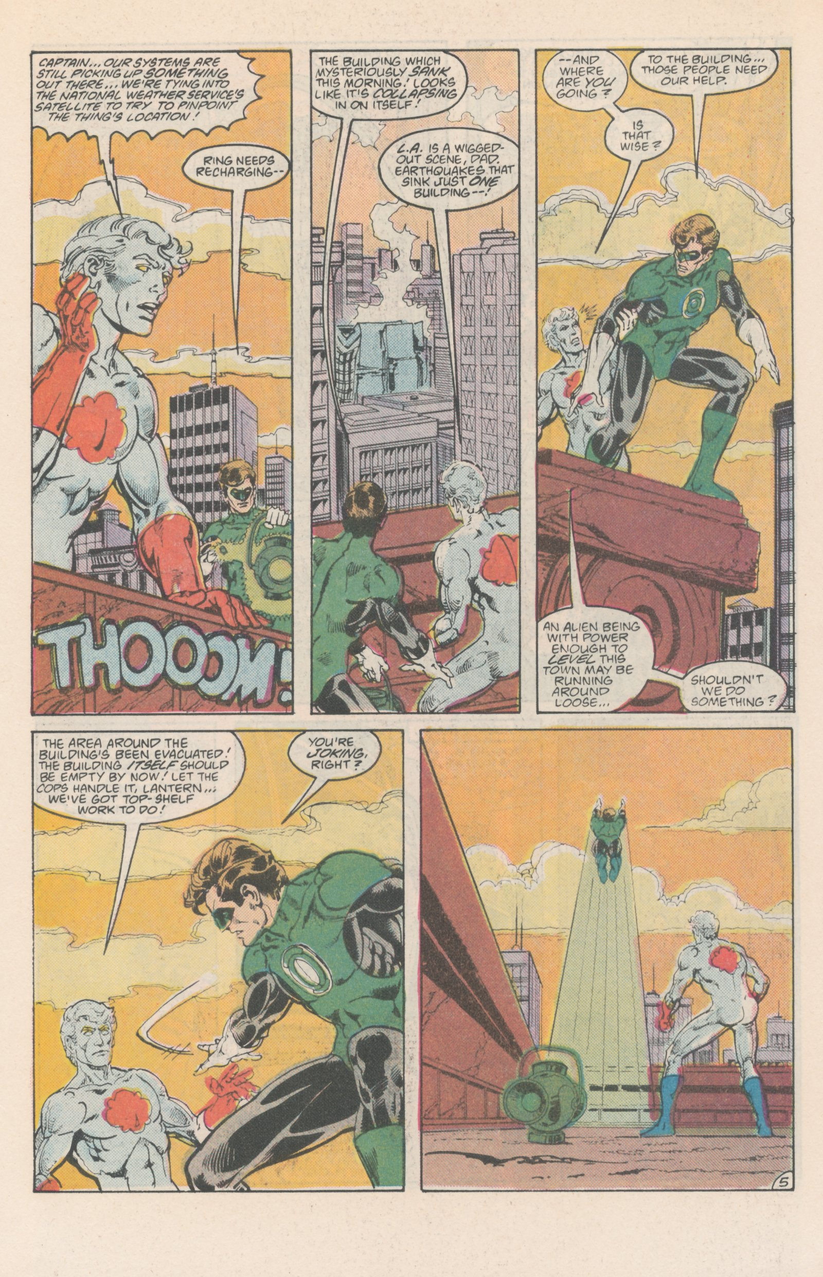 Read online Action Comics (1938) comic -  Issue #628 - 7