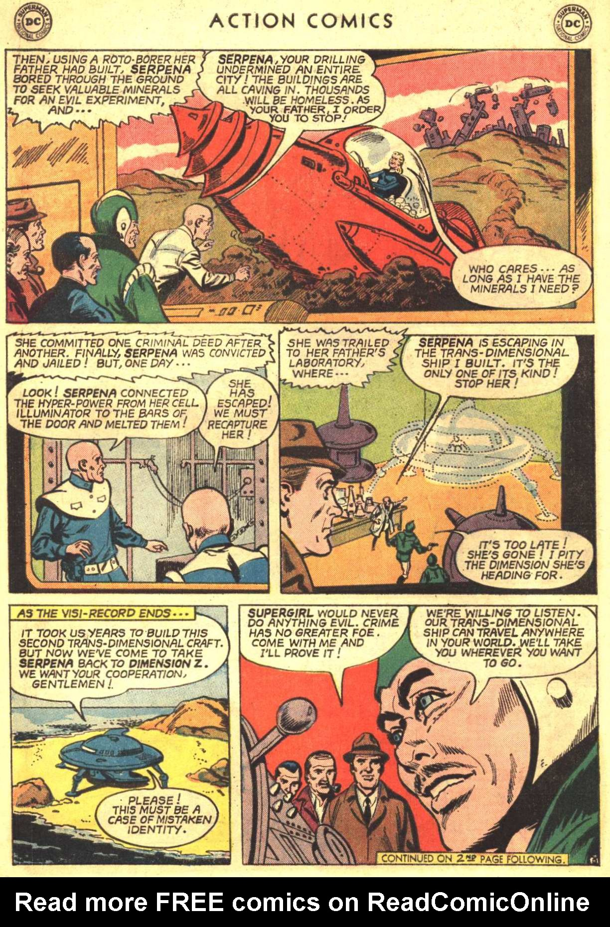 Read online Action Comics (1938) comic -  Issue #327 - 22