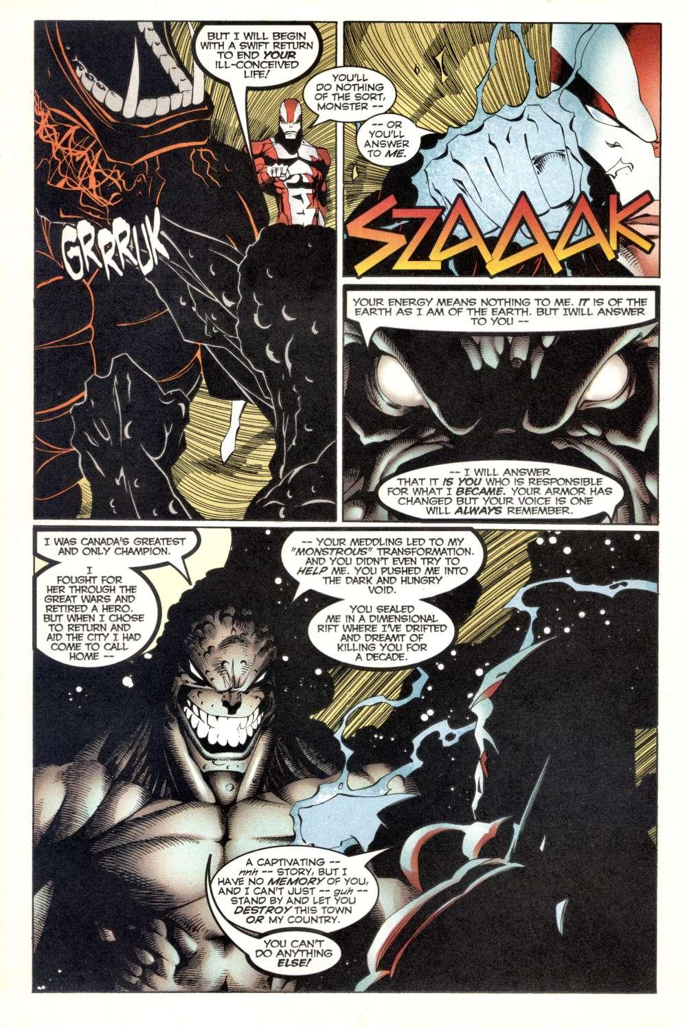 Read online Alpha Flight (1997) comic -  Issue #3 - 20