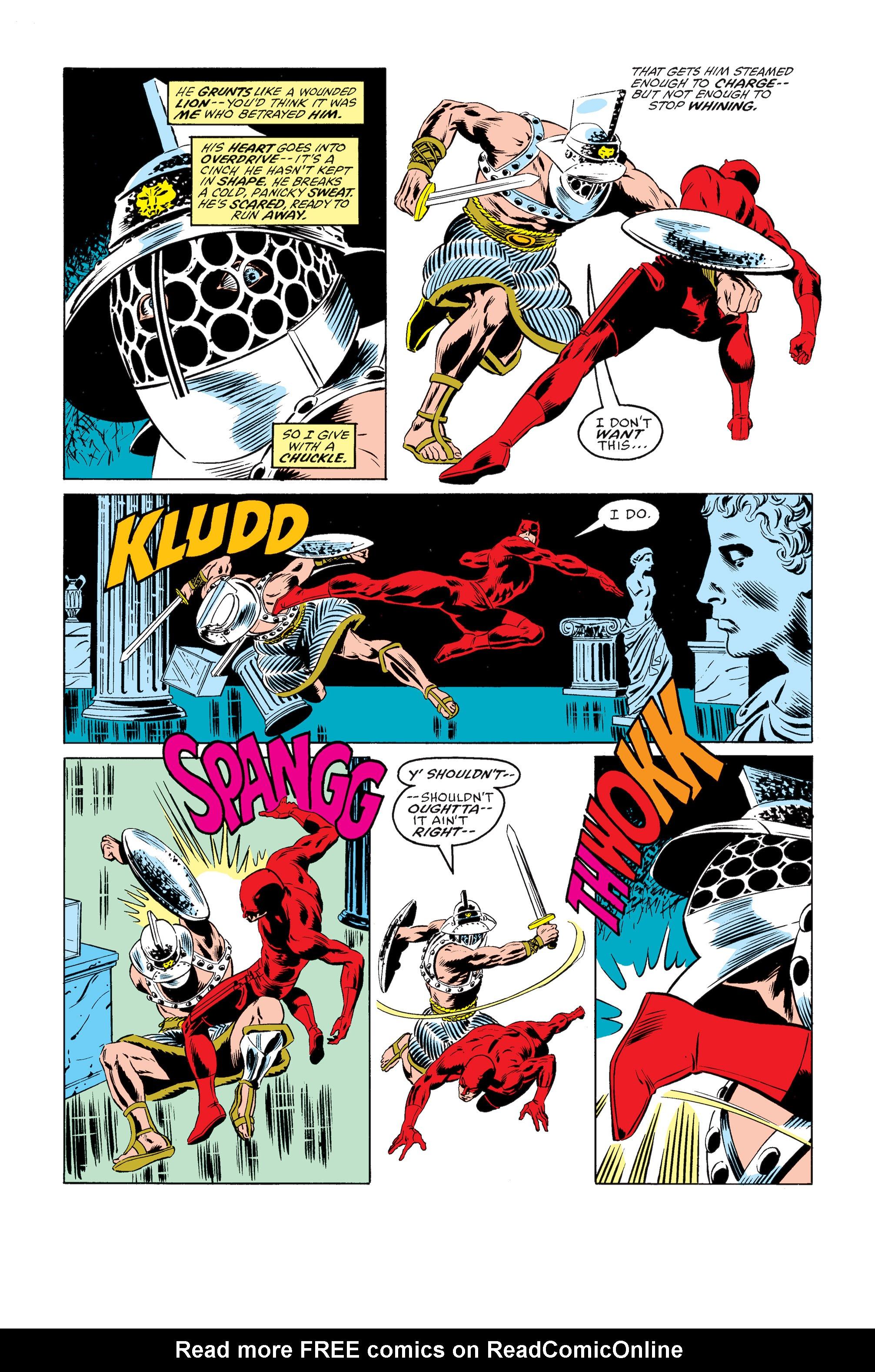 Read online Daredevil: Born Again comic -  Issue # Full - 20