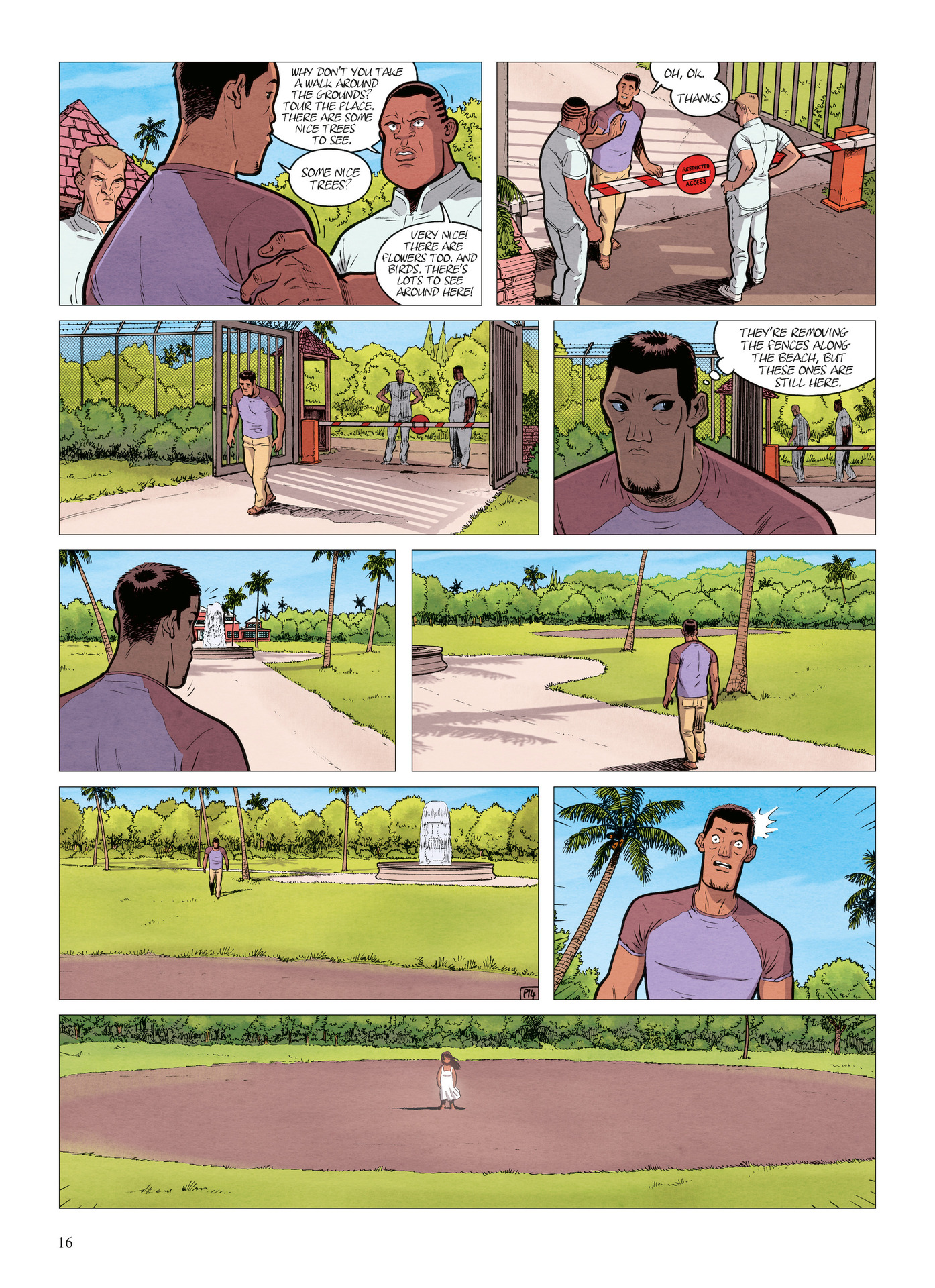 Read online Alter Ego comic -  Issue #5 - 18