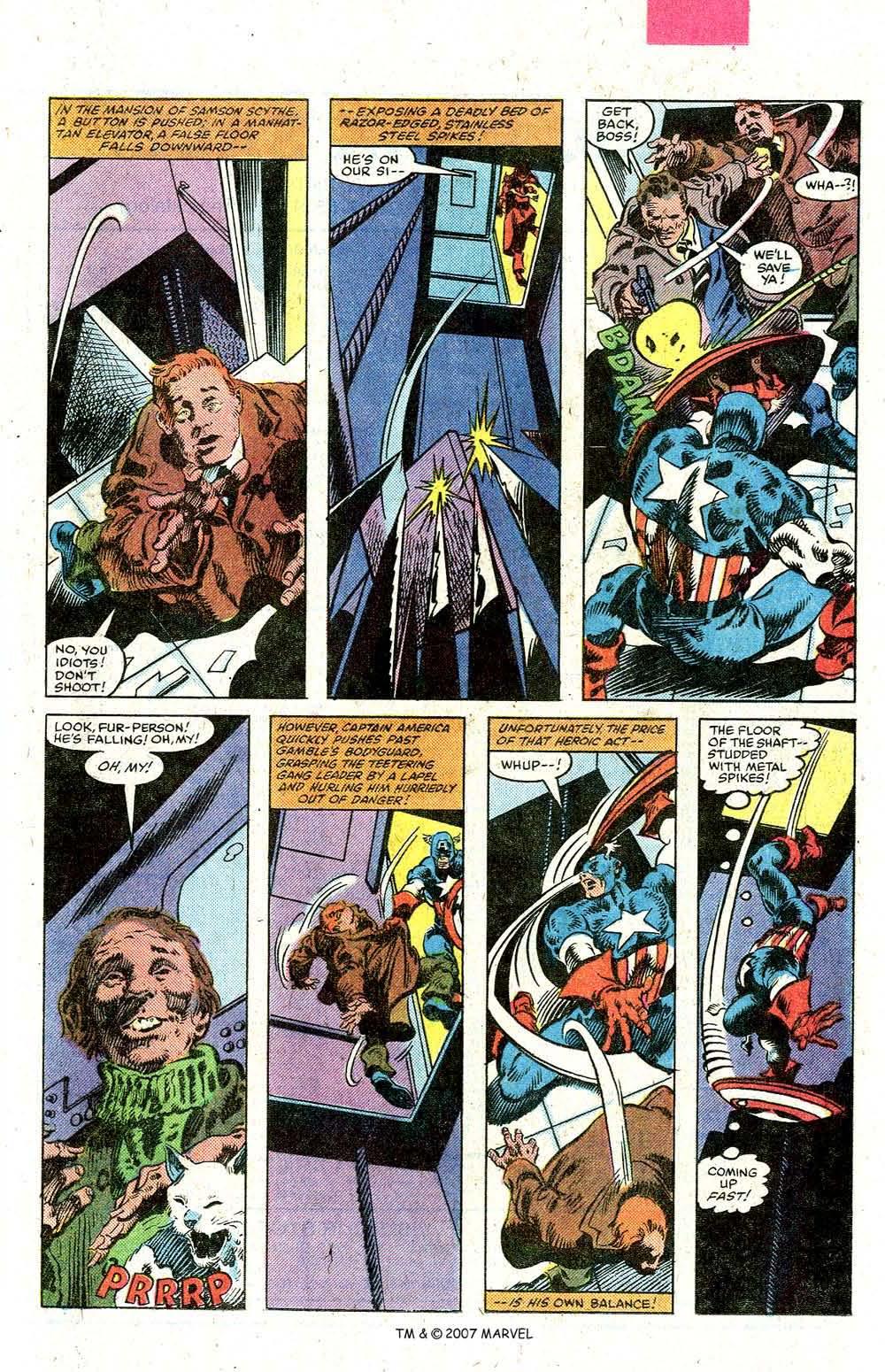 Read online Captain America (1968) comic -  Issue # _Annual 5 - 25