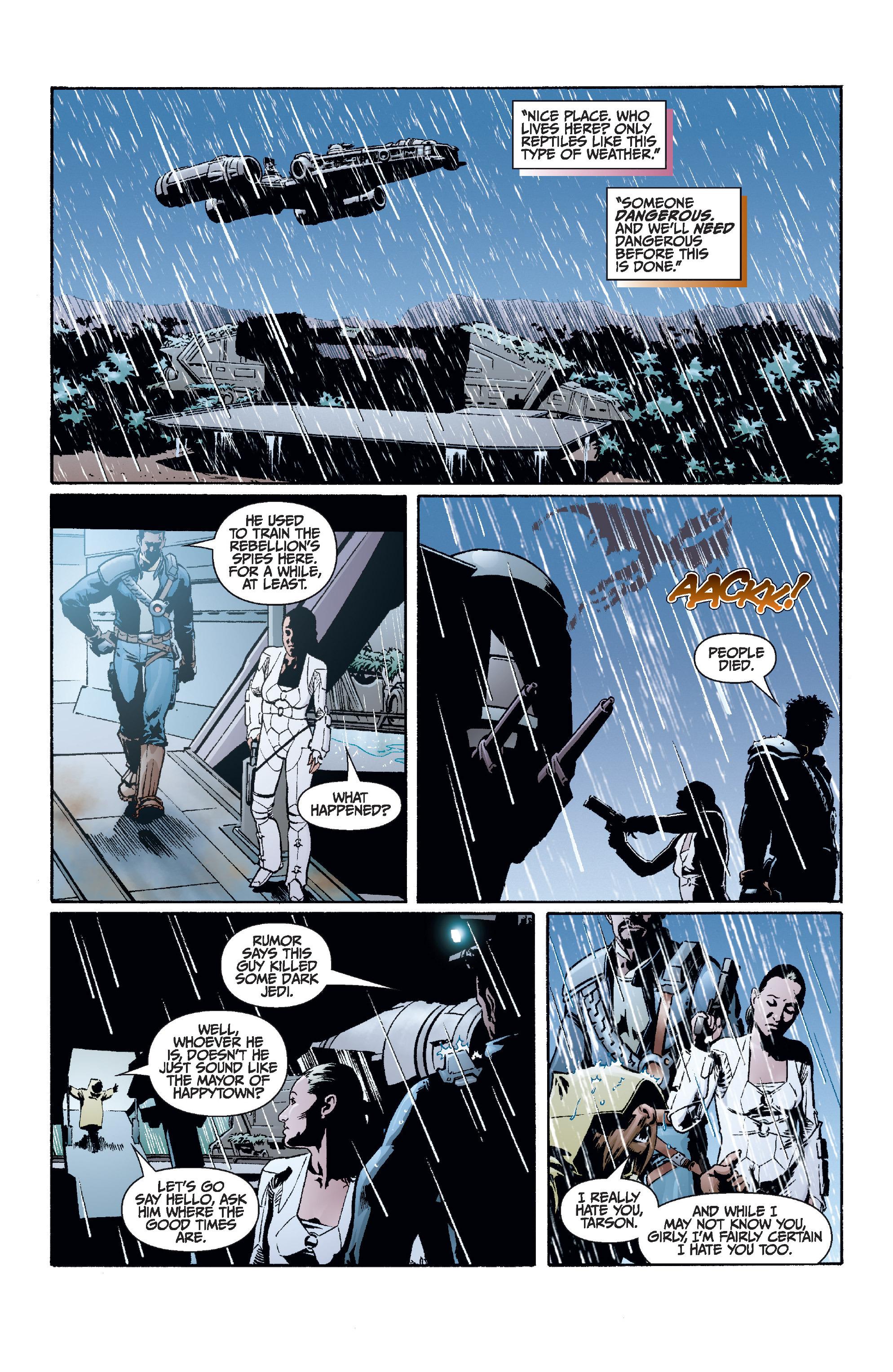 Read online Star Wars Omnibus comic -  Issue # Vol. 20 - 207