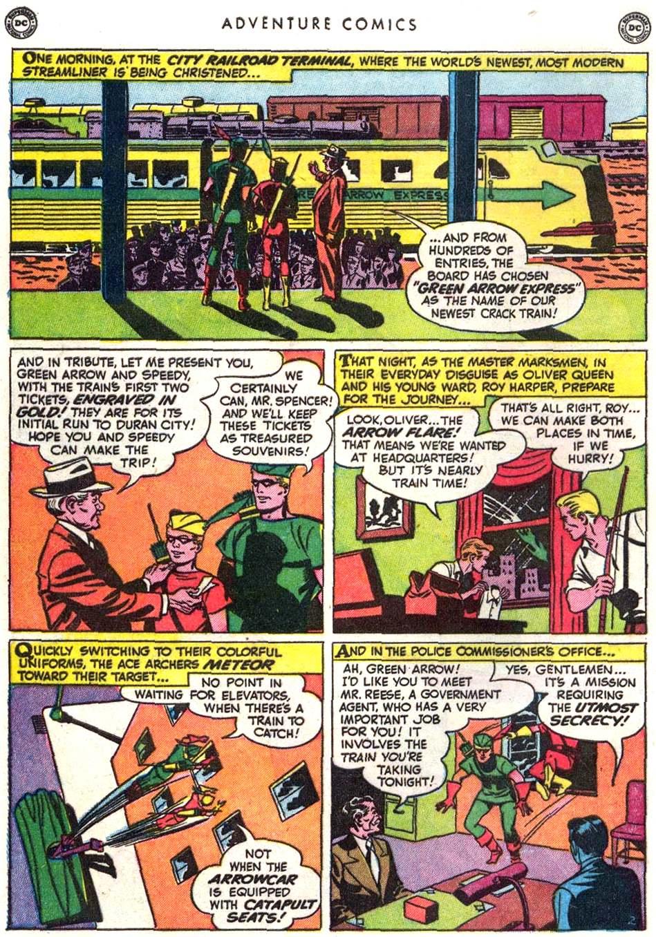 Read online Adventure Comics (1938) comic -  Issue #156 - 40