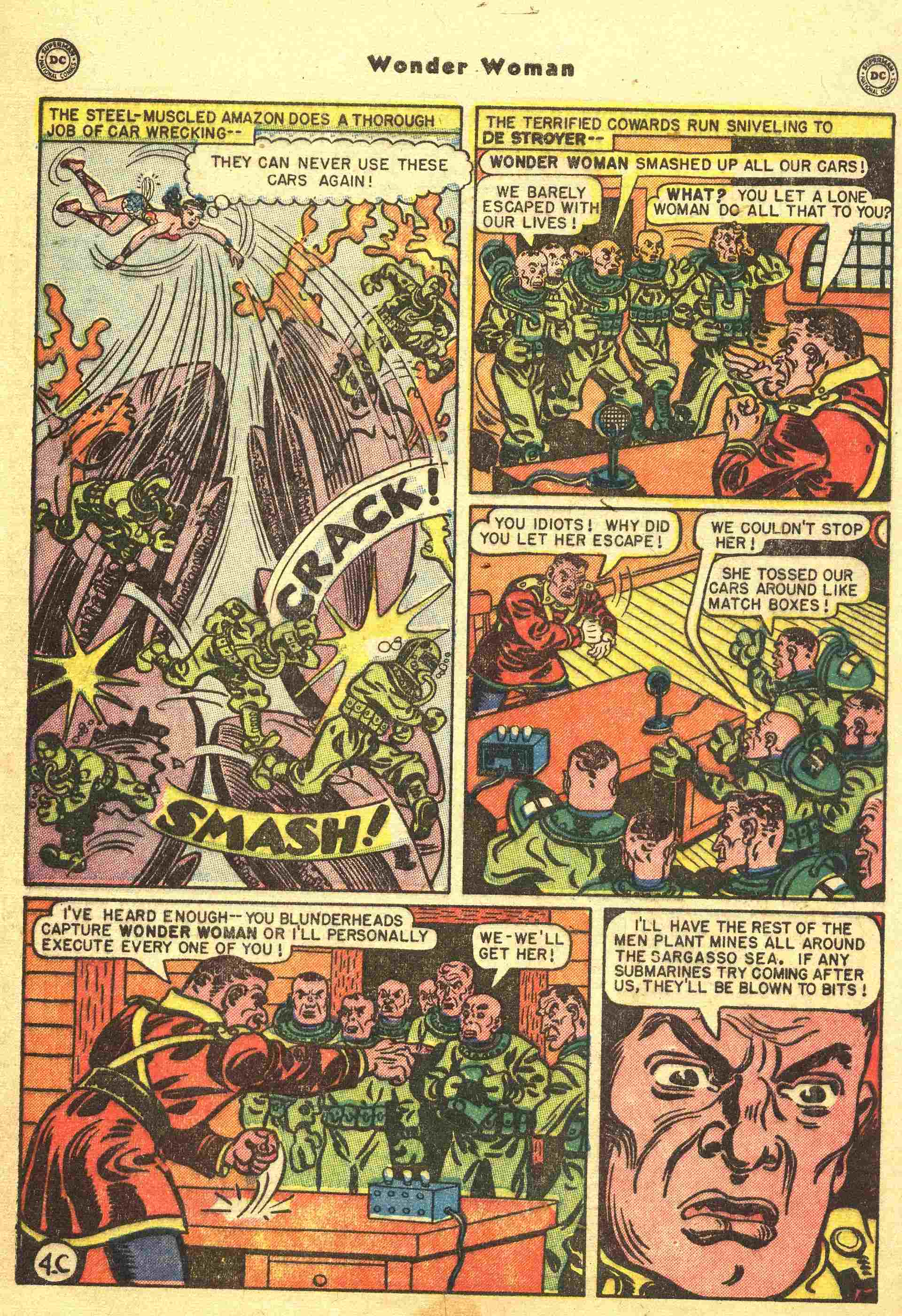 Read online Wonder Woman (1942) comic -  Issue #44 - 29