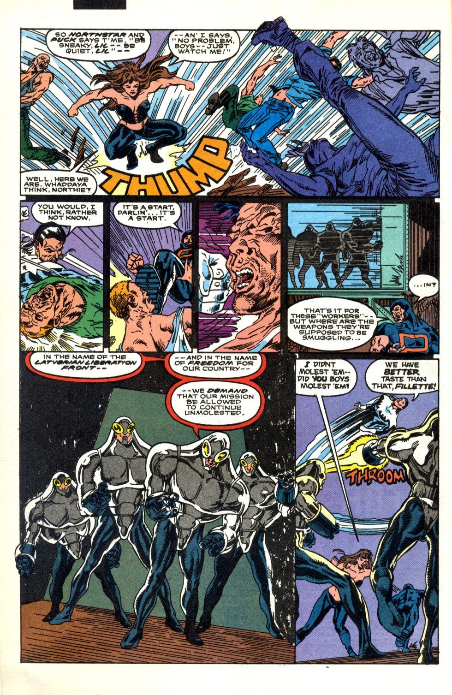 Read online Alpha Flight (1983) comic -  Issue #91 - 3