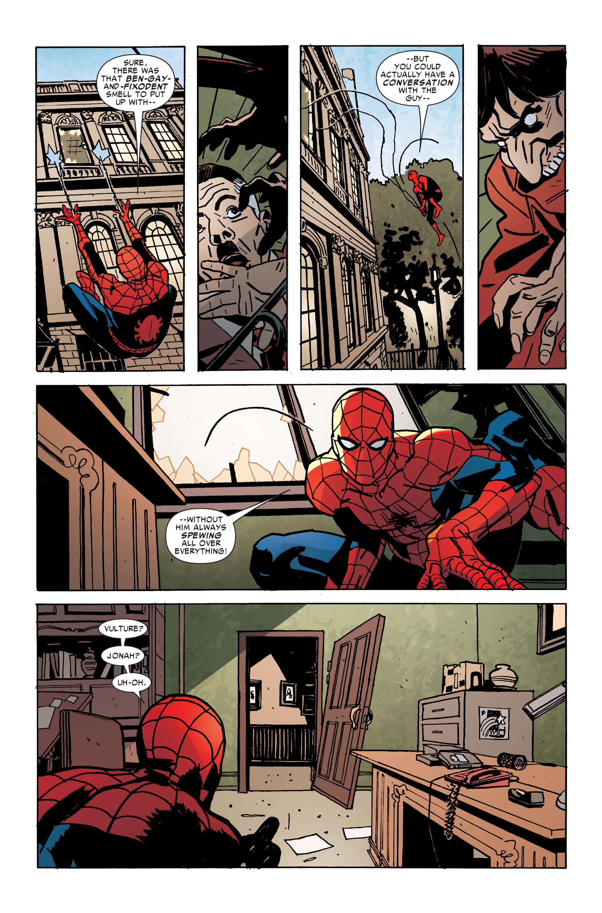 The Amazing Spider-Man (1963) 623 Page 21