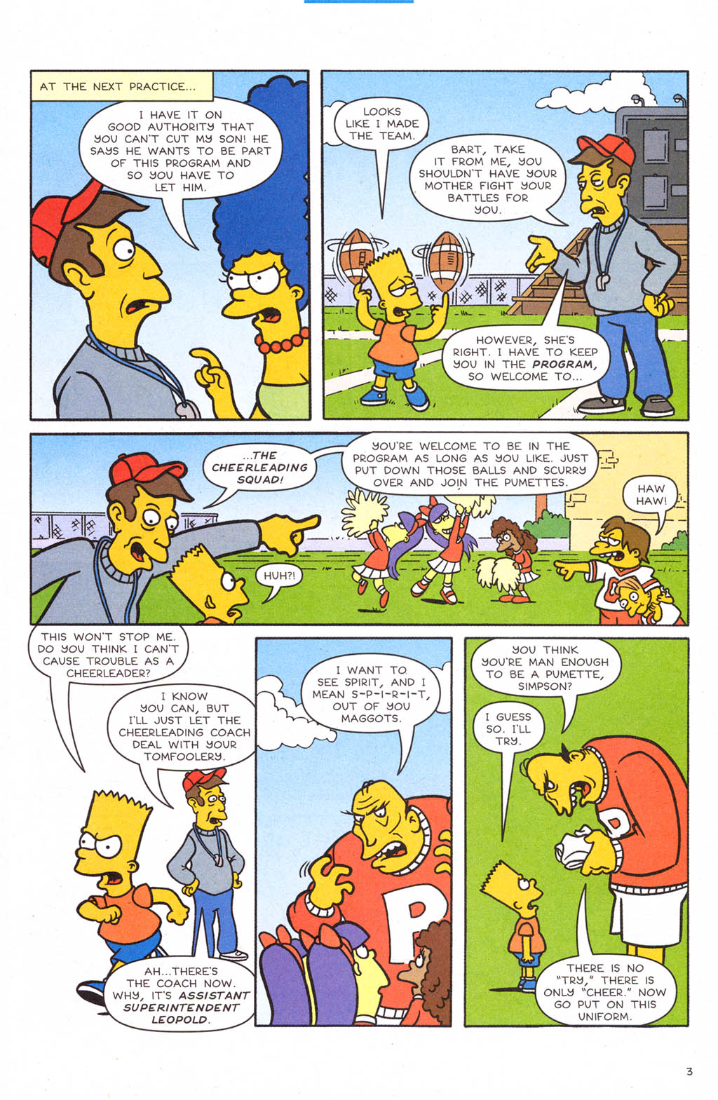 Read online Simpsons Comics Presents Bart Simpson comic -  Issue #24 - 5