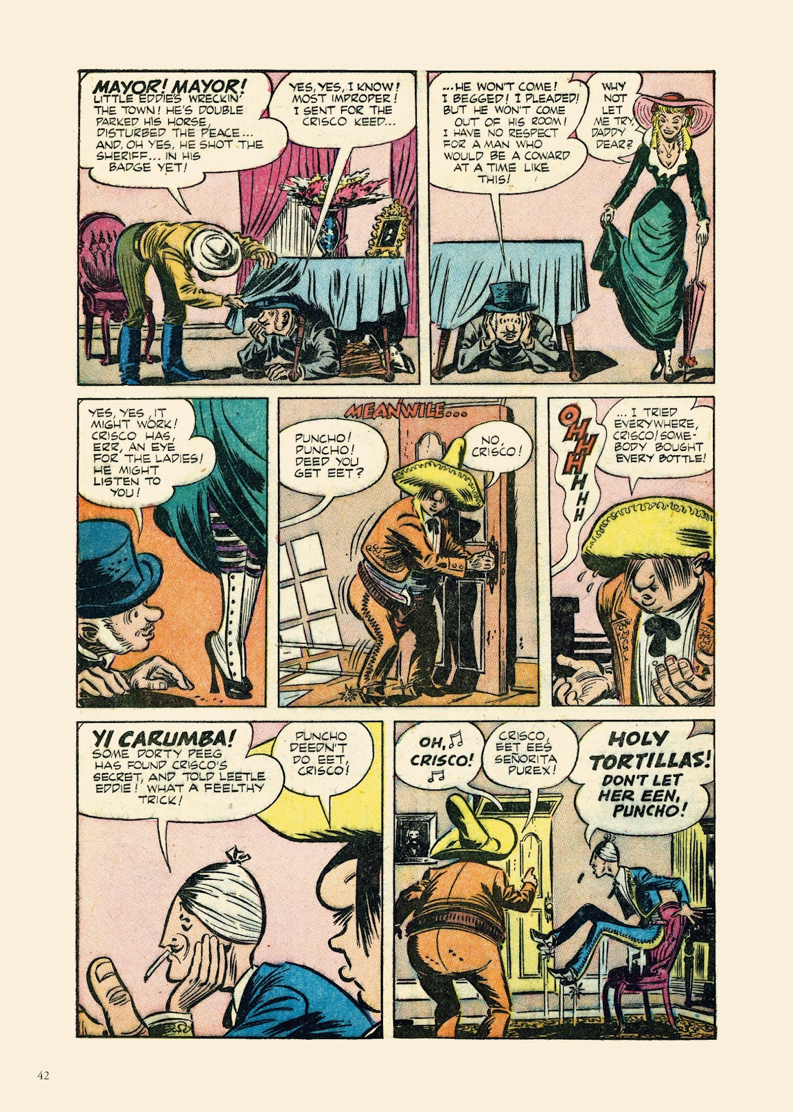 Read online Sincerest Form of Parody: The Best 1950s MAD-Inspired Satirical Comics comic -  Issue # TPB (Part 1) - 43