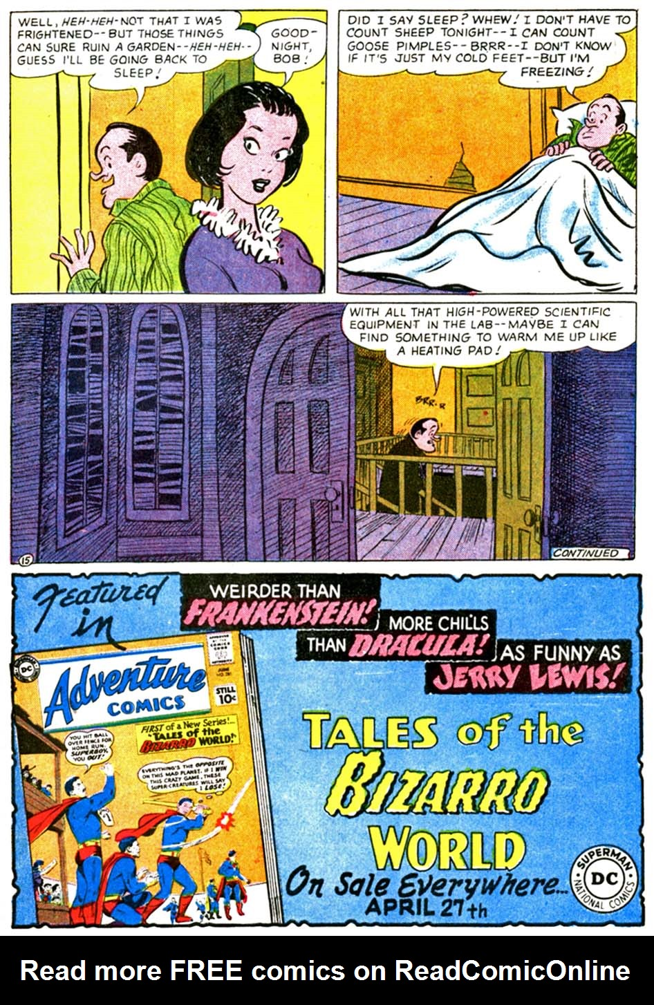 The Adventures of Bob Hope issue 69 - Page 19