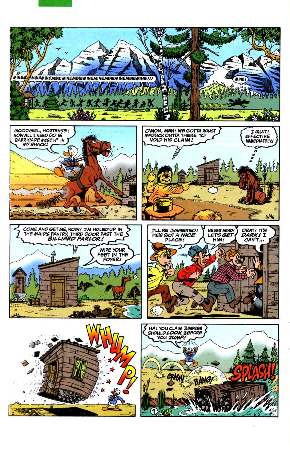 Read online Uncle Scrooge (1953) comic -  Issue #288 - 12