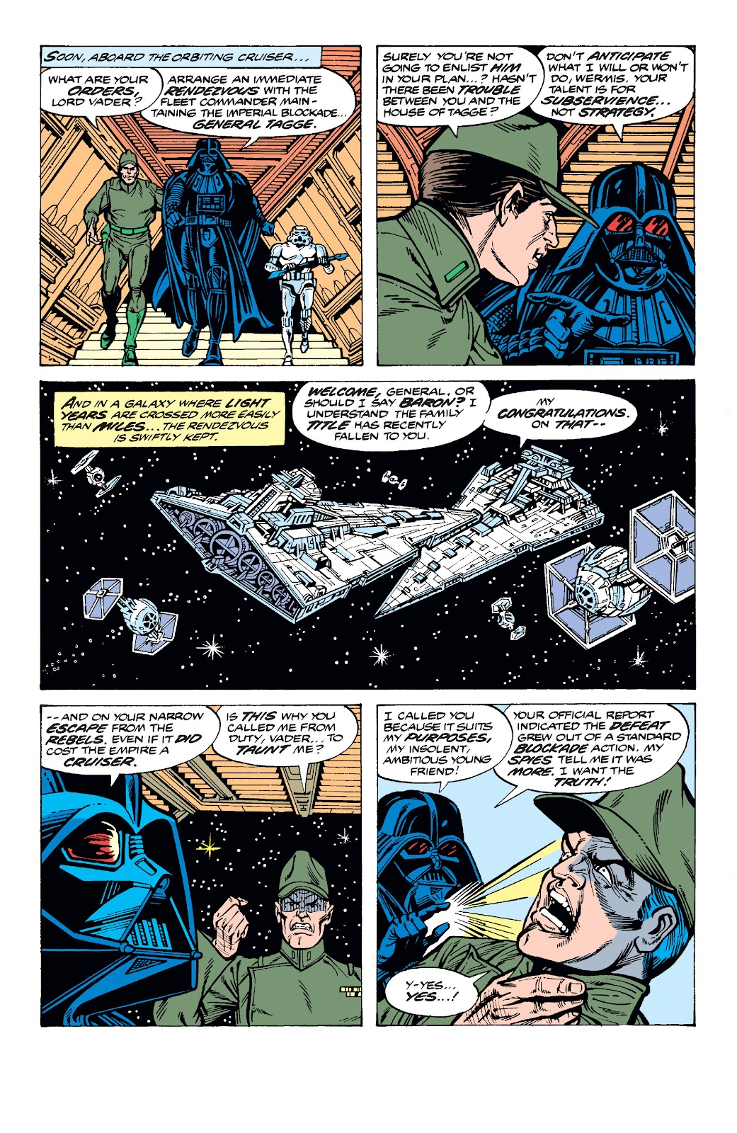 Read online Star Wars Legends: The Original Marvel Years - Epic Collection comic -  Issue # TPB 2 (Part 3) - 42
