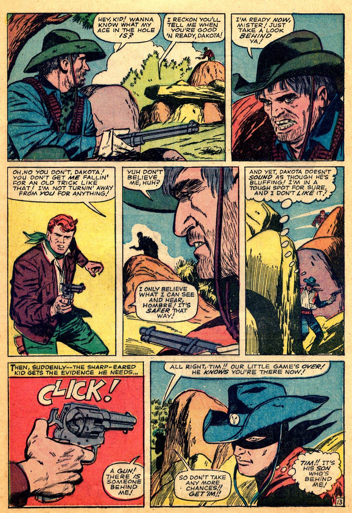 Read online Two-Gun Kid comic -  Issue #74 - 17
