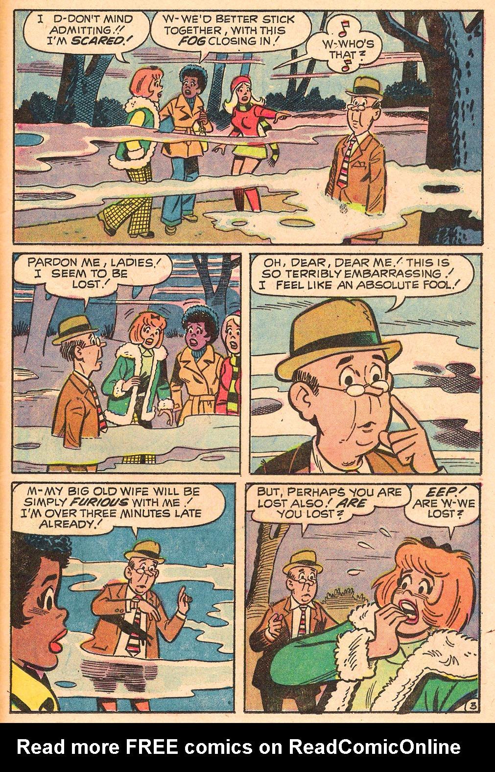 Read online She's Josie comic -  Issue #69 - 36