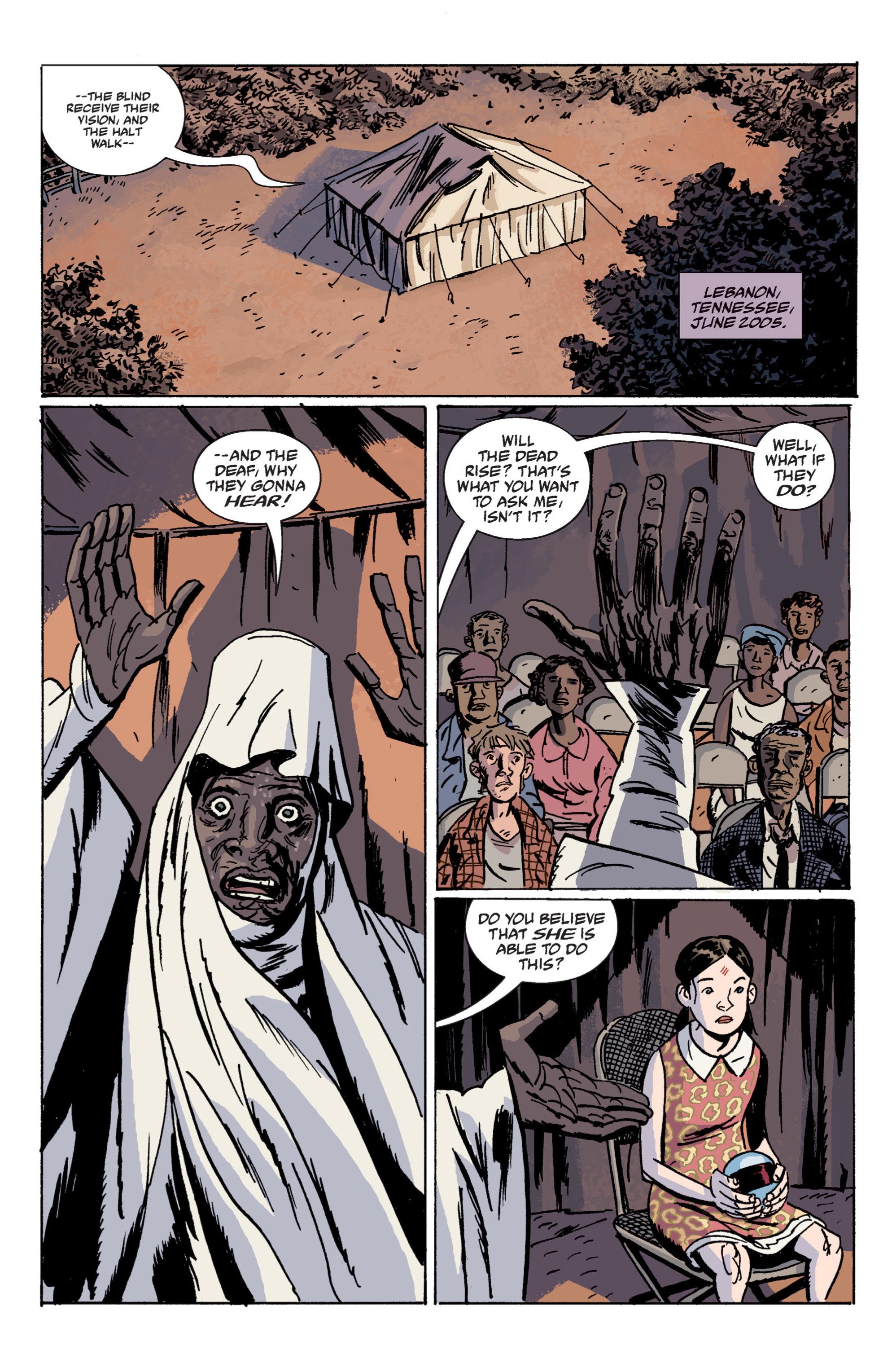 Read online B.P.R.D. (2003) comic -  Issue # TPB 12 - 43