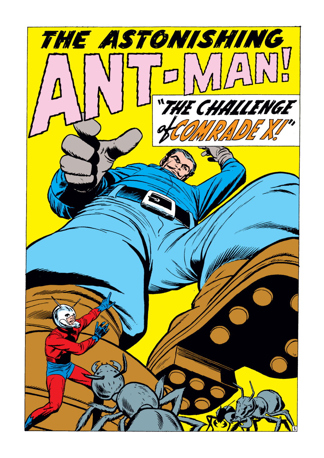 Tales to Astonish (1959) issue 36 - Page 2