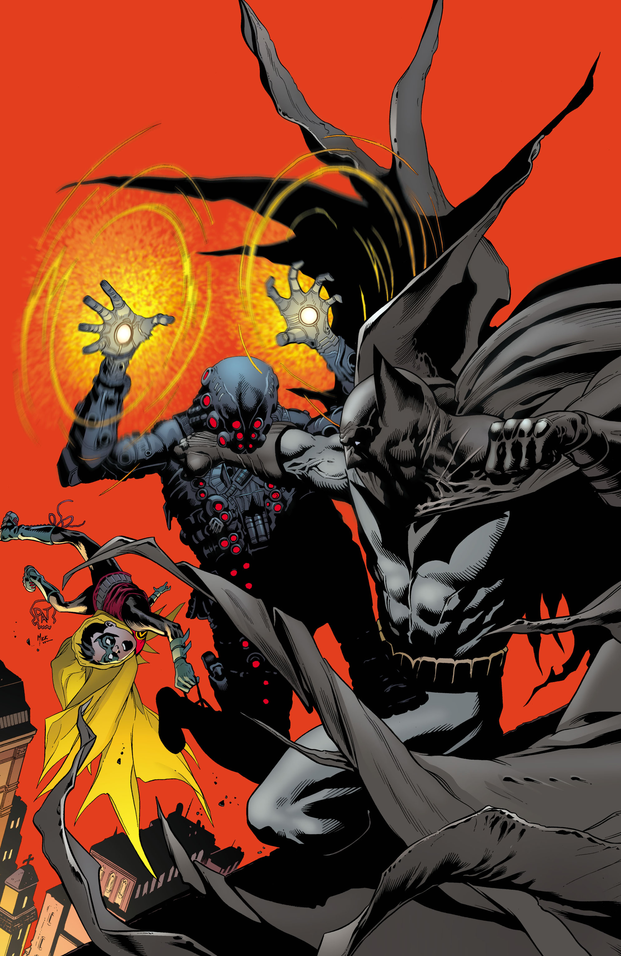 Read online Batman and Robin (2011) comic -  Issue # TPB 1 - 47