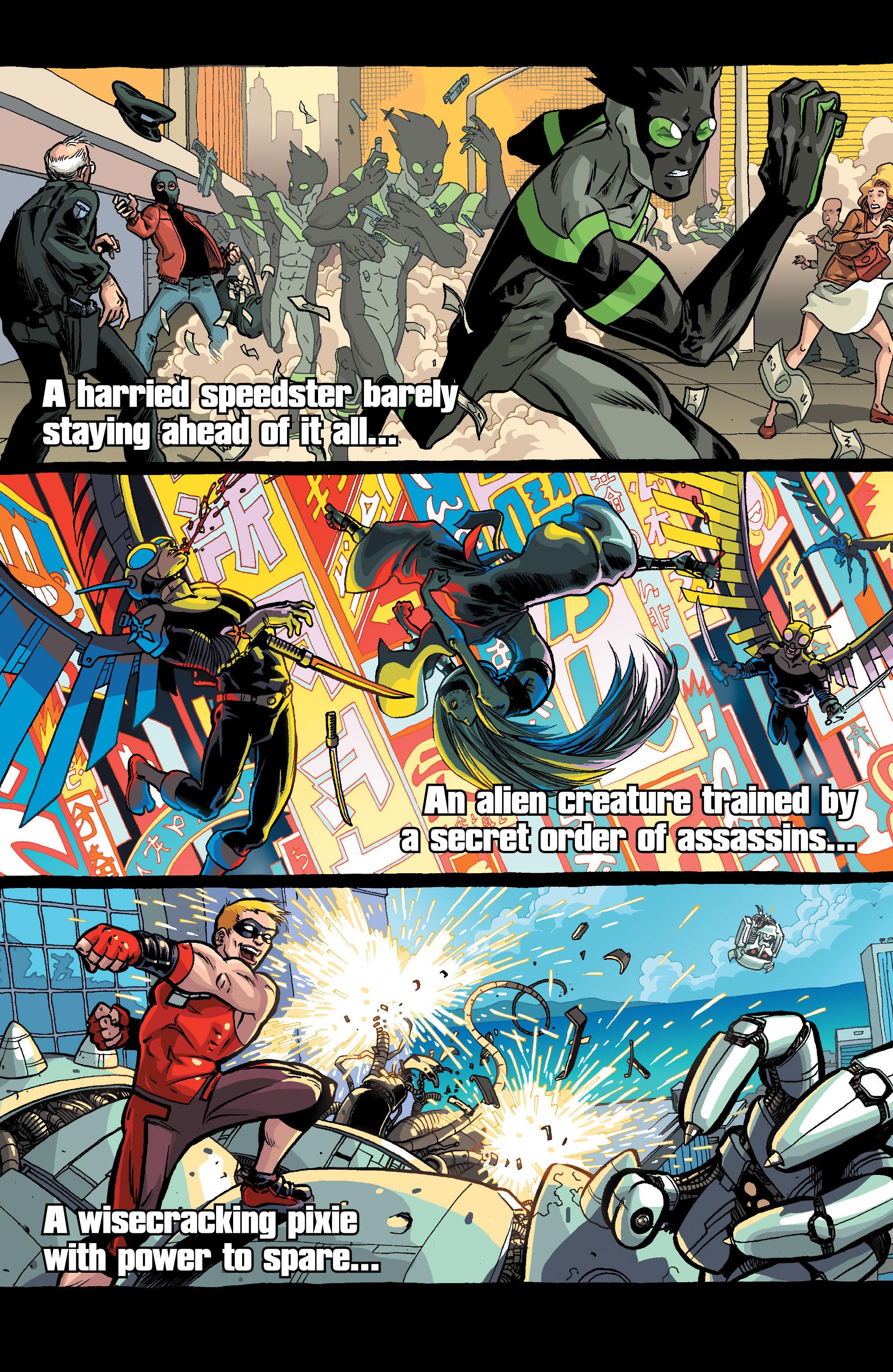 Read online Secret Identities comic -  Issue # _TPB - 183