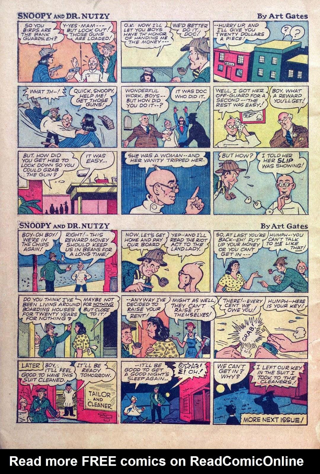 Read online Joker Comics comic -  Issue #1 - 8