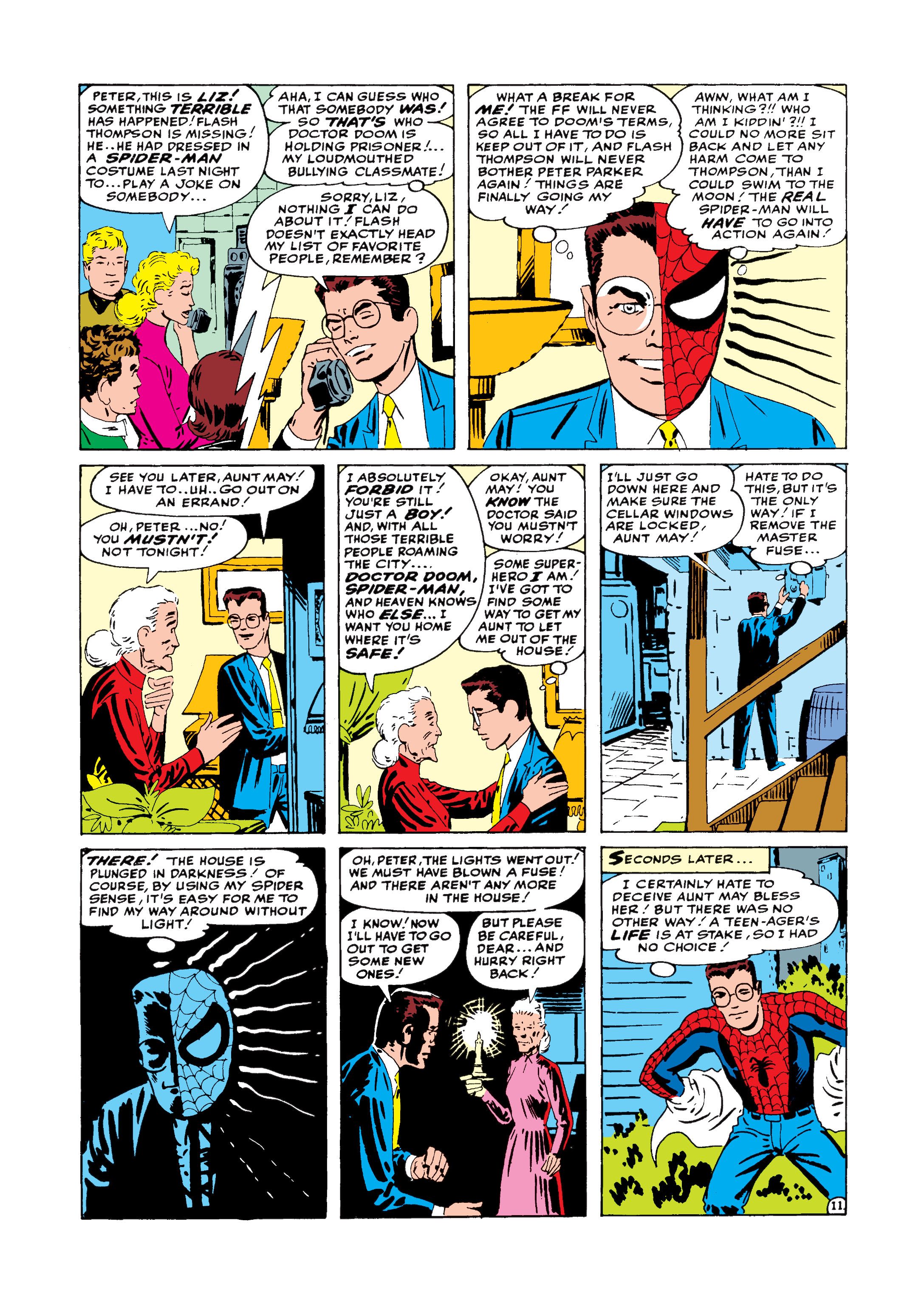 The Amazing Spider-Man (1963) 5 Page 11
