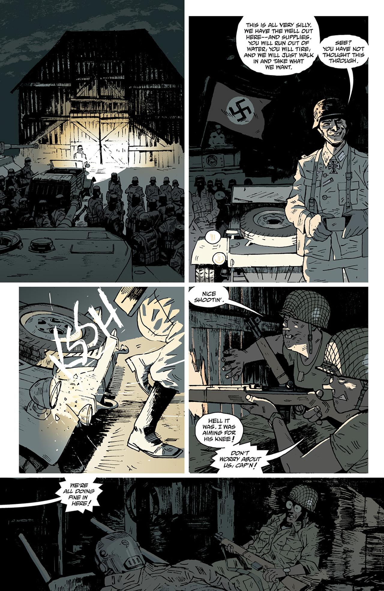 Read online Sledgehammer 44 comic -  Issue #2 - 11