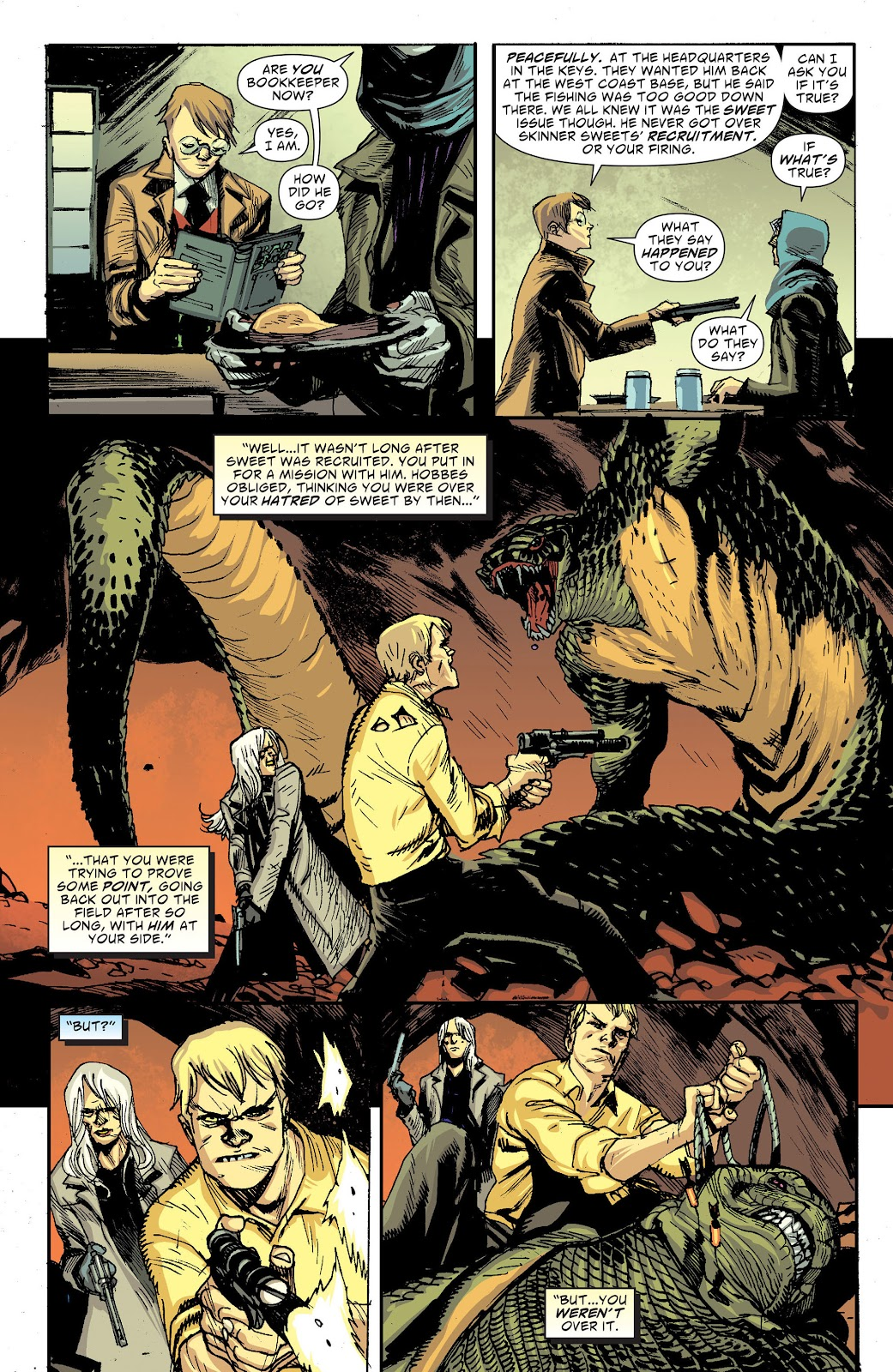American Vampire issue 34 - Page 8