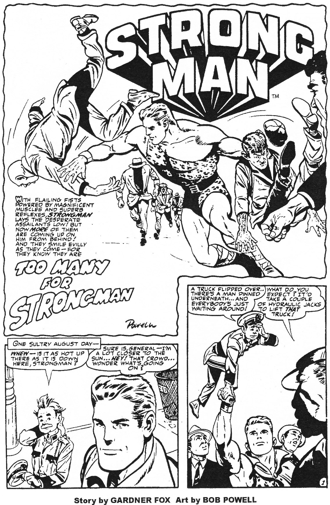 Read online Men of Mystery Comics comic -  Issue #61 - 27
