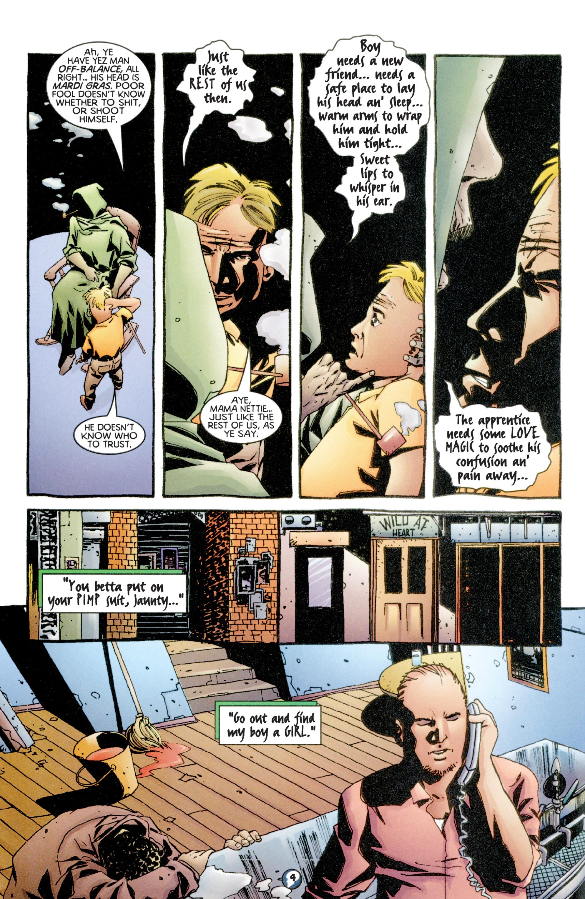 Read online Shadowman (1997) comic -  Issue #6 - 5