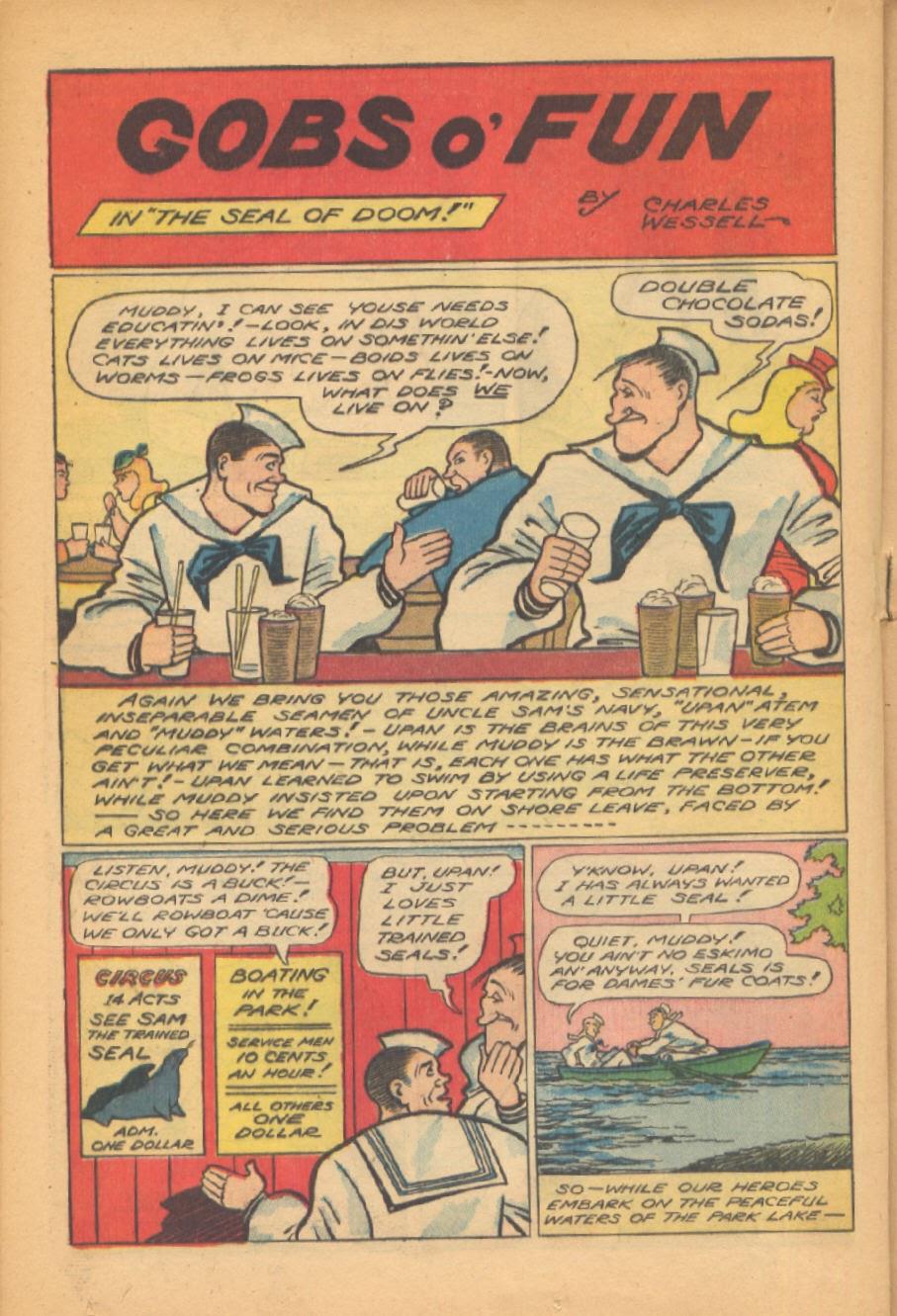 Read online Super-Magician Comics comic -  Issue #38 - 28