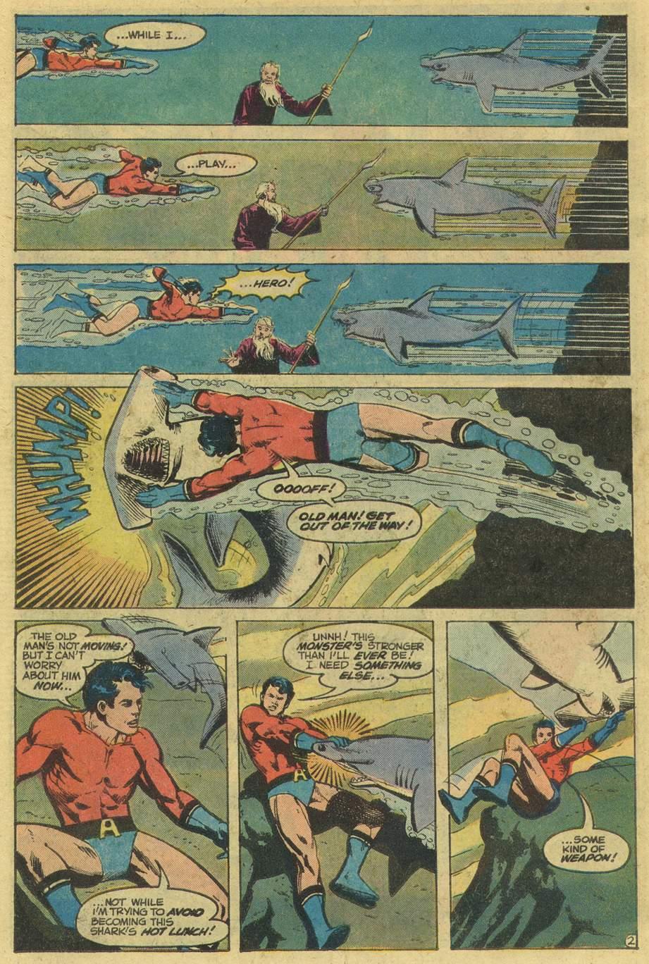 Read online Adventure Comics (1938) comic -  Issue #454 - 25