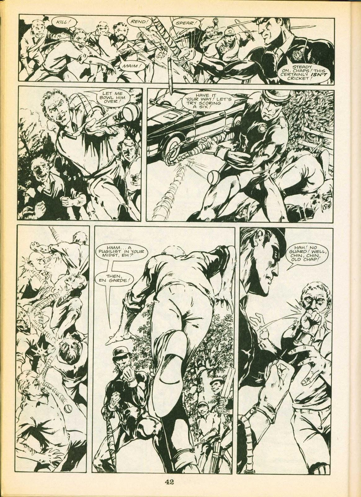 Warrior Issue #19 #20 - English 42