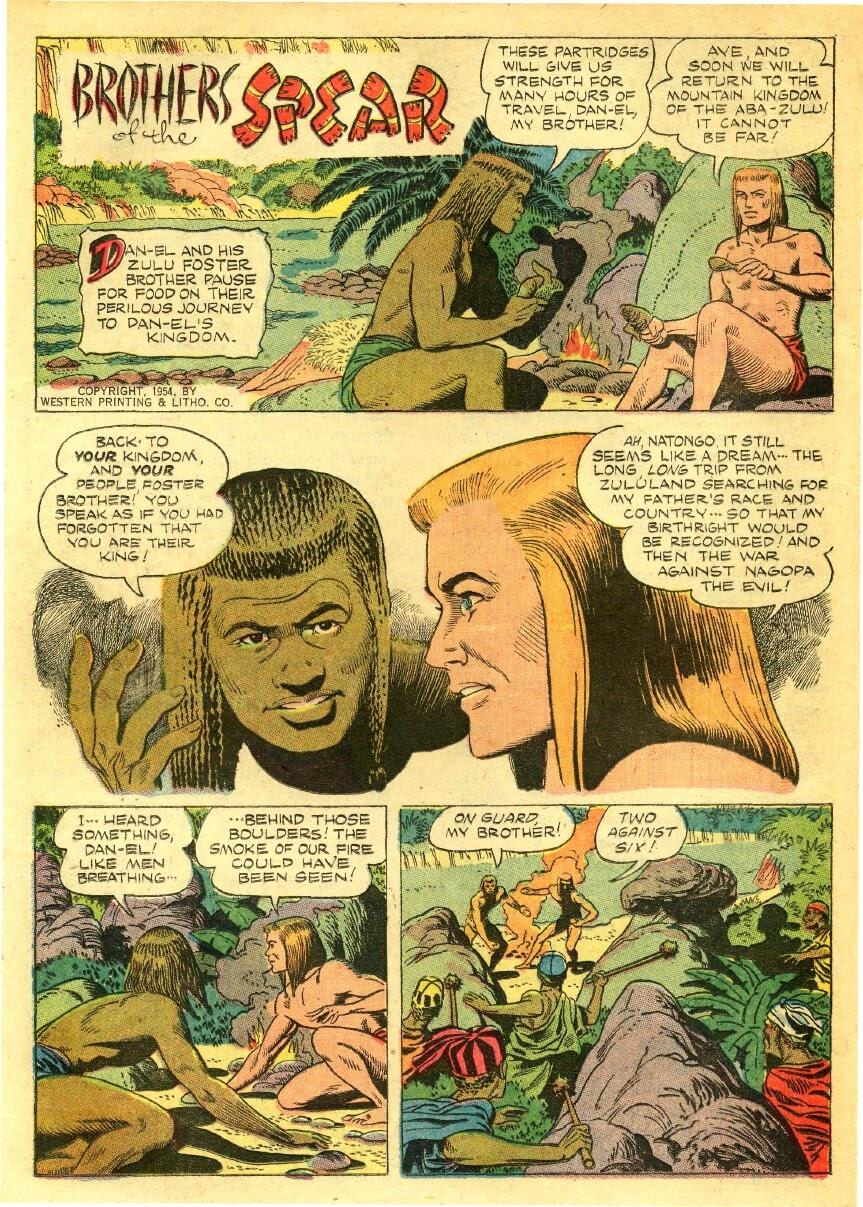 Tarzan (1948) issue 56 - Page 44