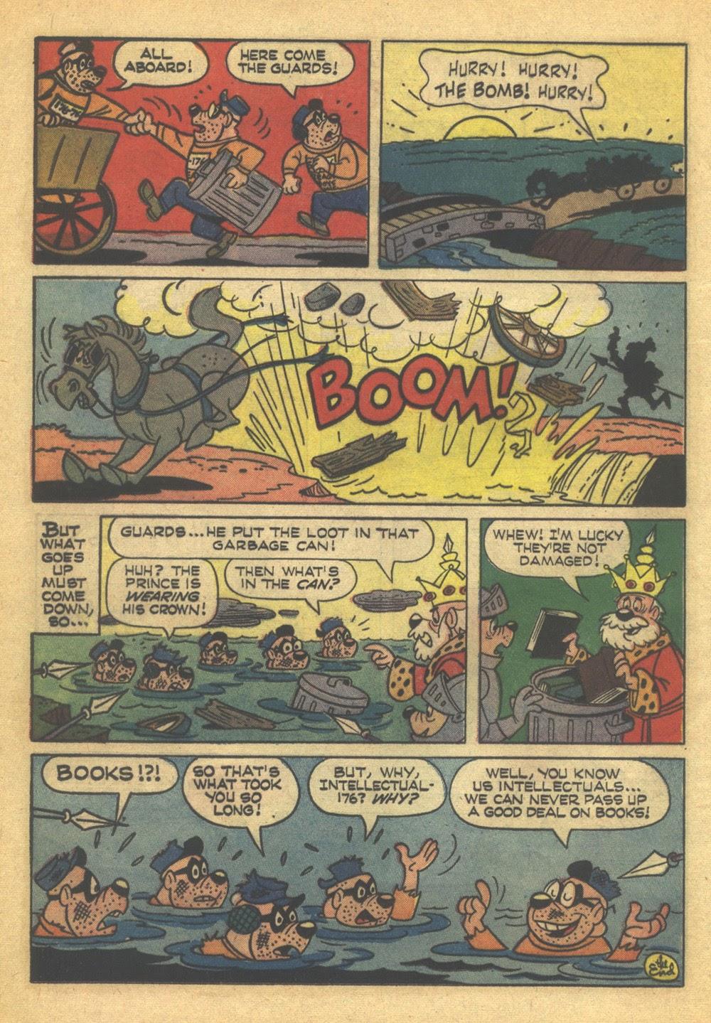 Walt Disney THE BEAGLE BOYS issue 7 - Page 12