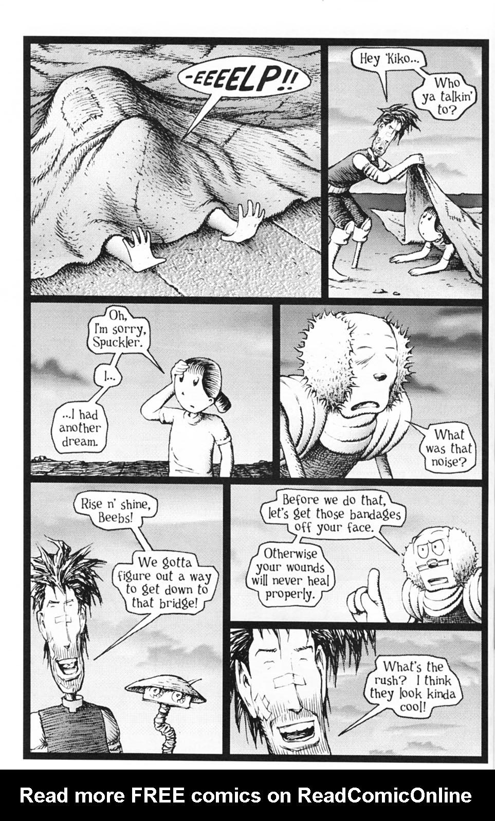 Read online Akiko comic -  Issue #Akiko _TPB 2 - 66