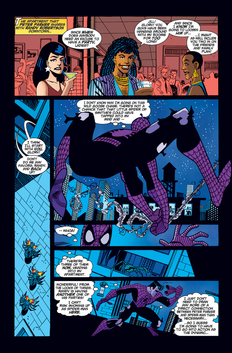 The Amazing Spider-Man (1999) 21 Page 11