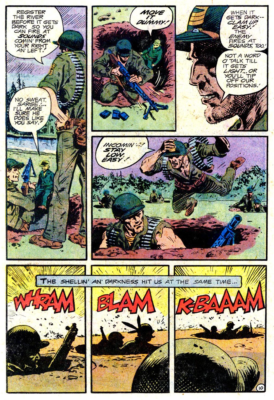 Read online Sgt. Rock comic -  Issue #349 - 11