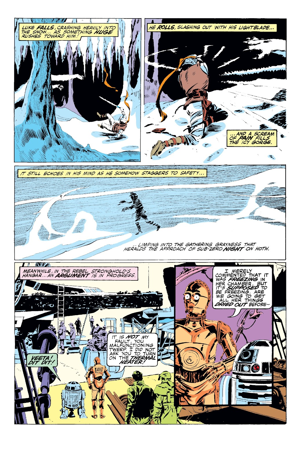 Read online Star Wars Legends: The Original Marvel Years - Epic Collection comic -  Issue # TPB 3 (Part 1) - 14
