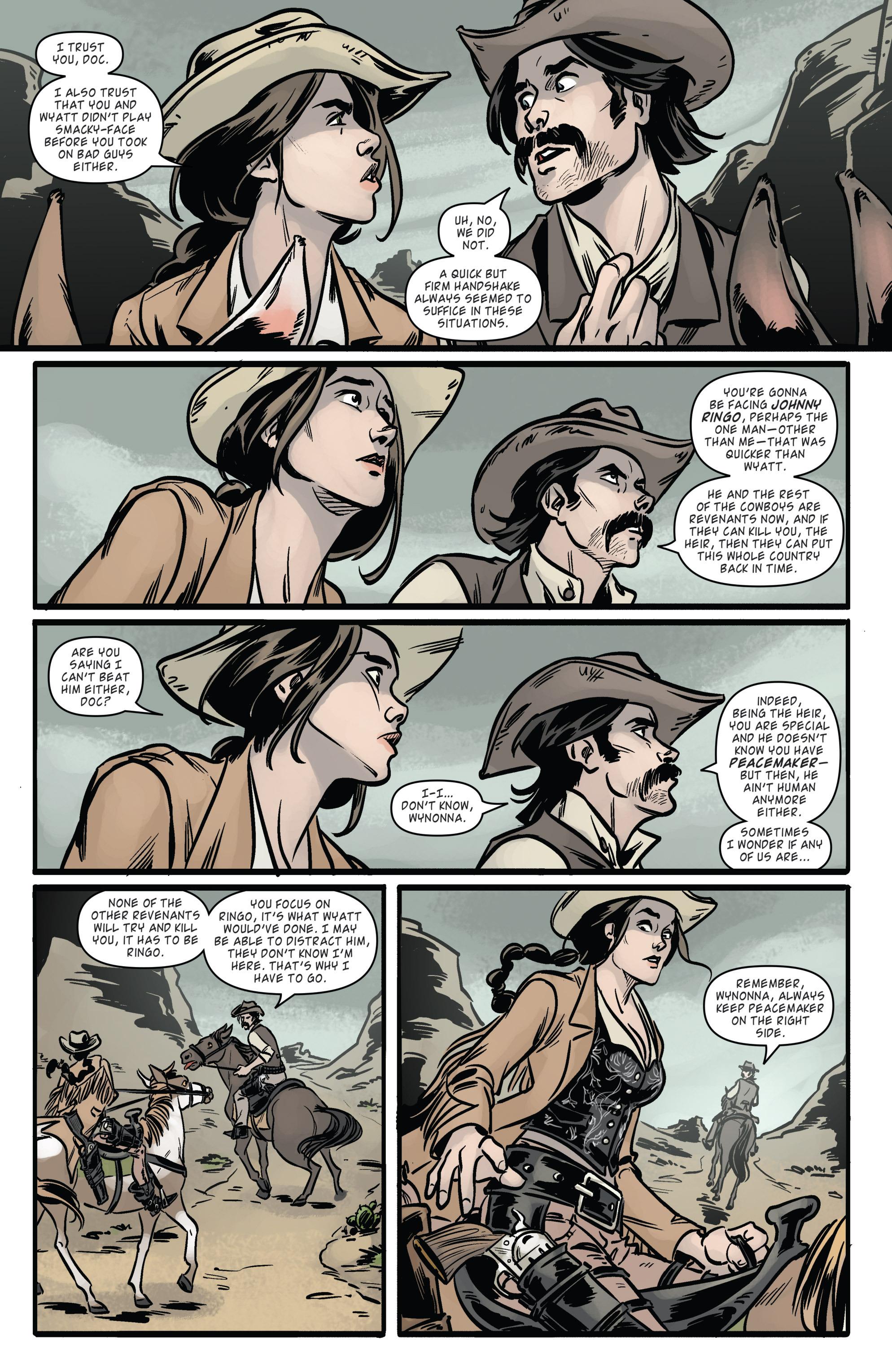 Read online Wynonna Earp (2016) comic -  Issue #6 - 9